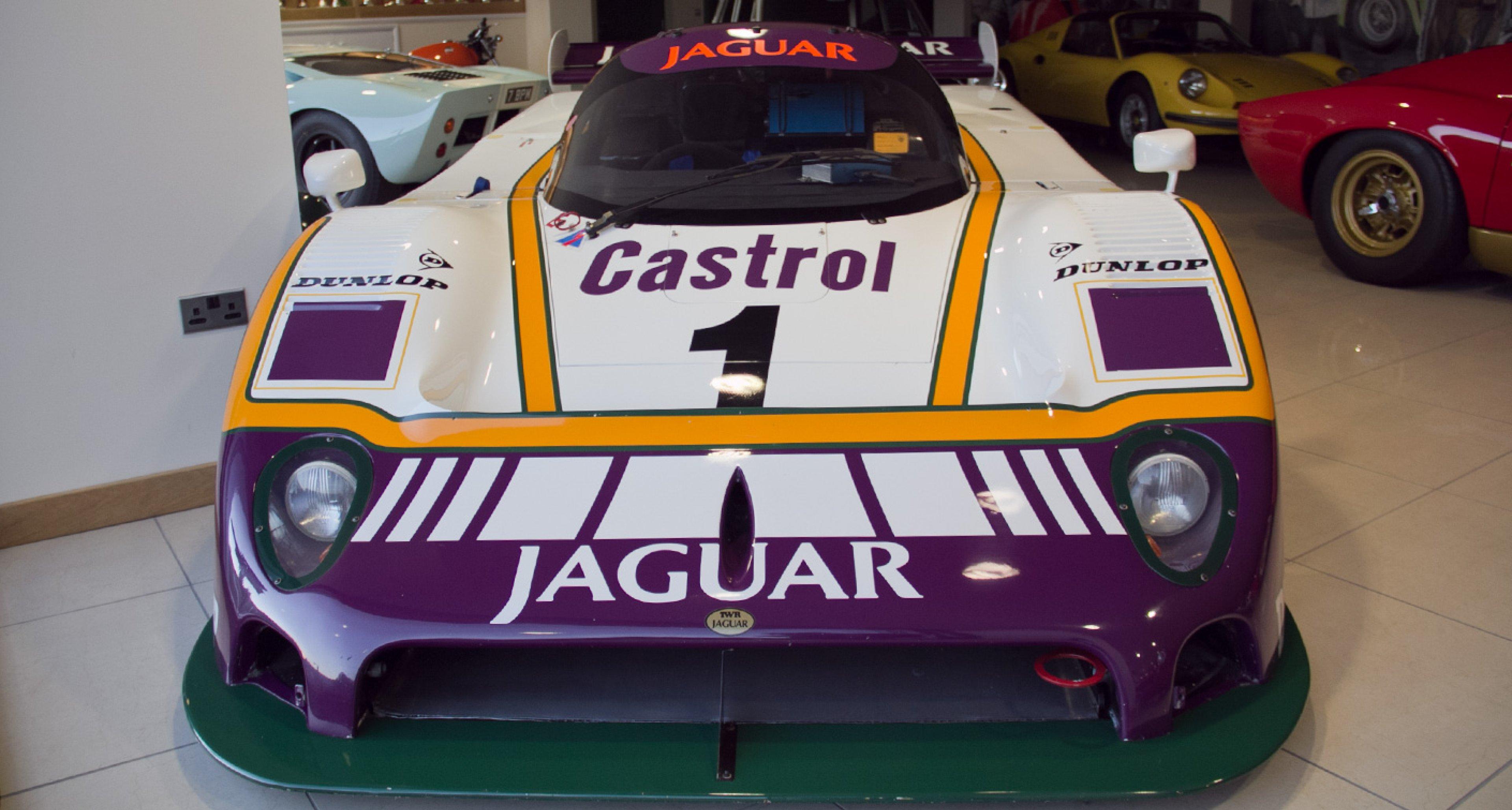 Jaguar XJR-9 Group C