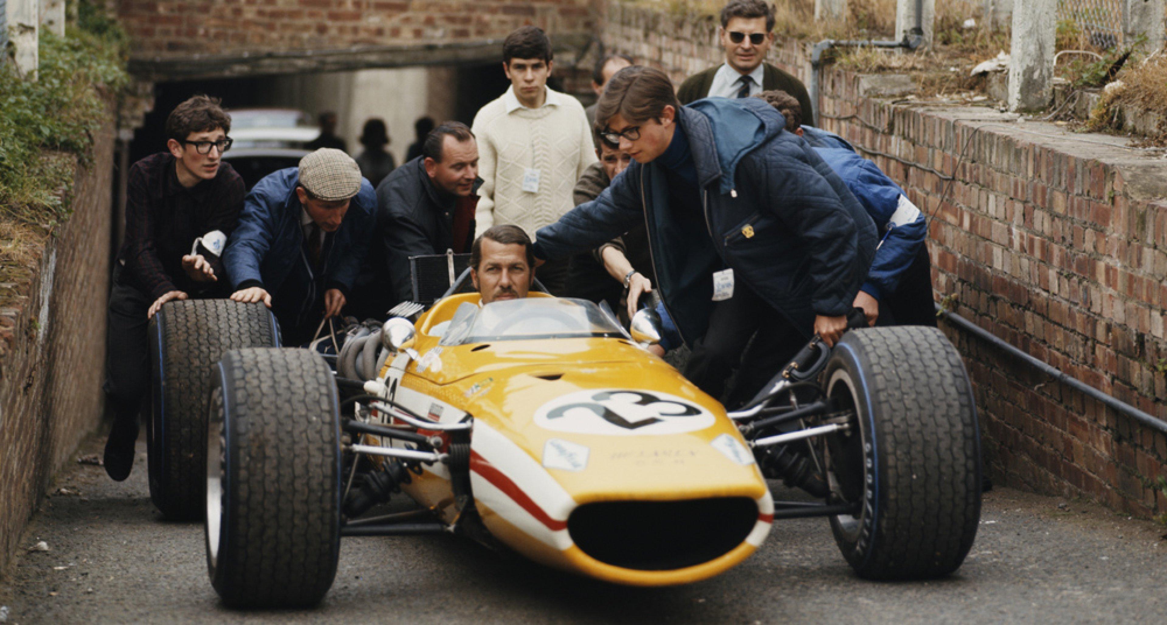Jo Bonnier, Gentleman Driver   Classic Driver Magazine