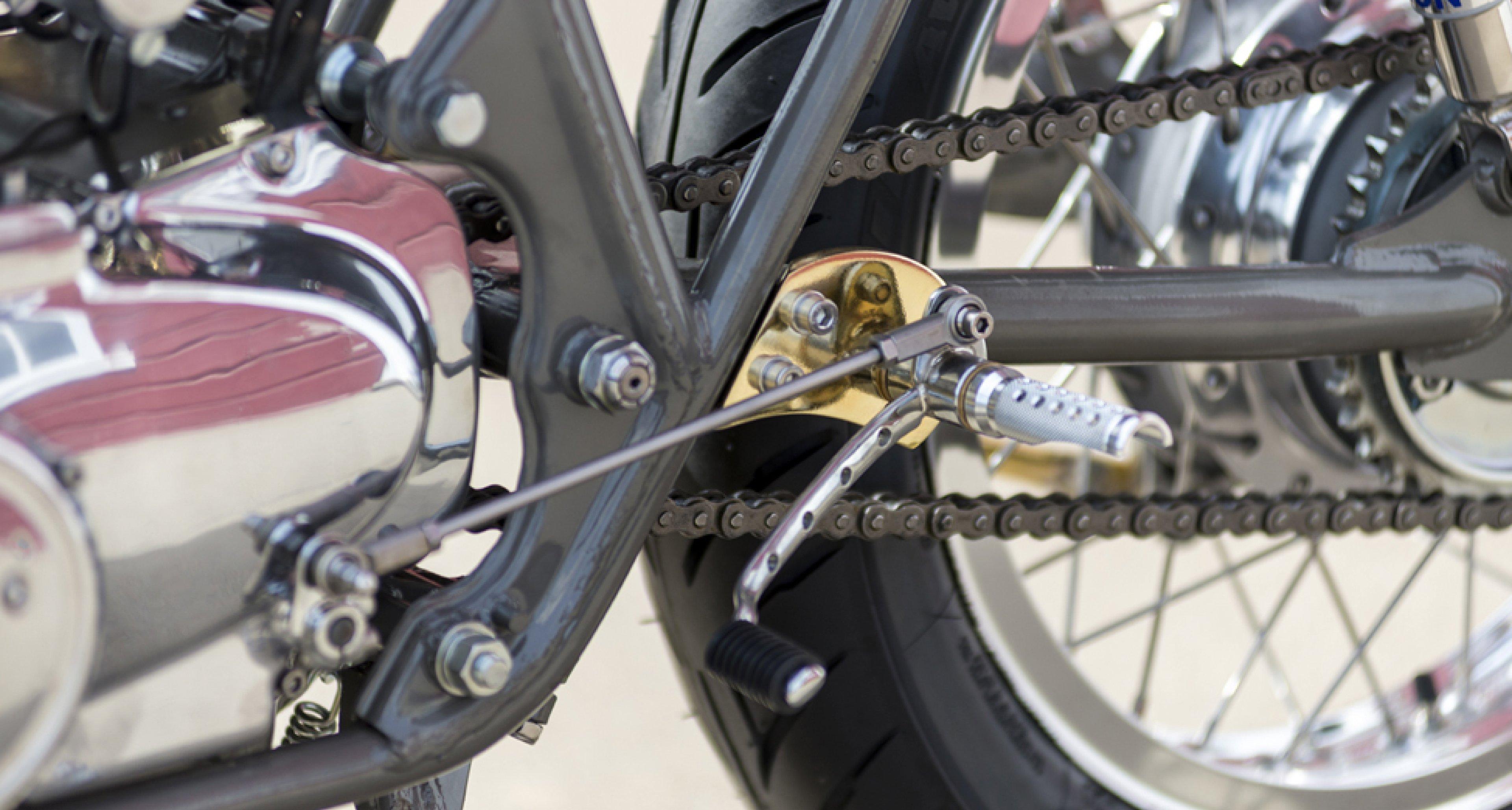 Kott Motorcycles Exec 550