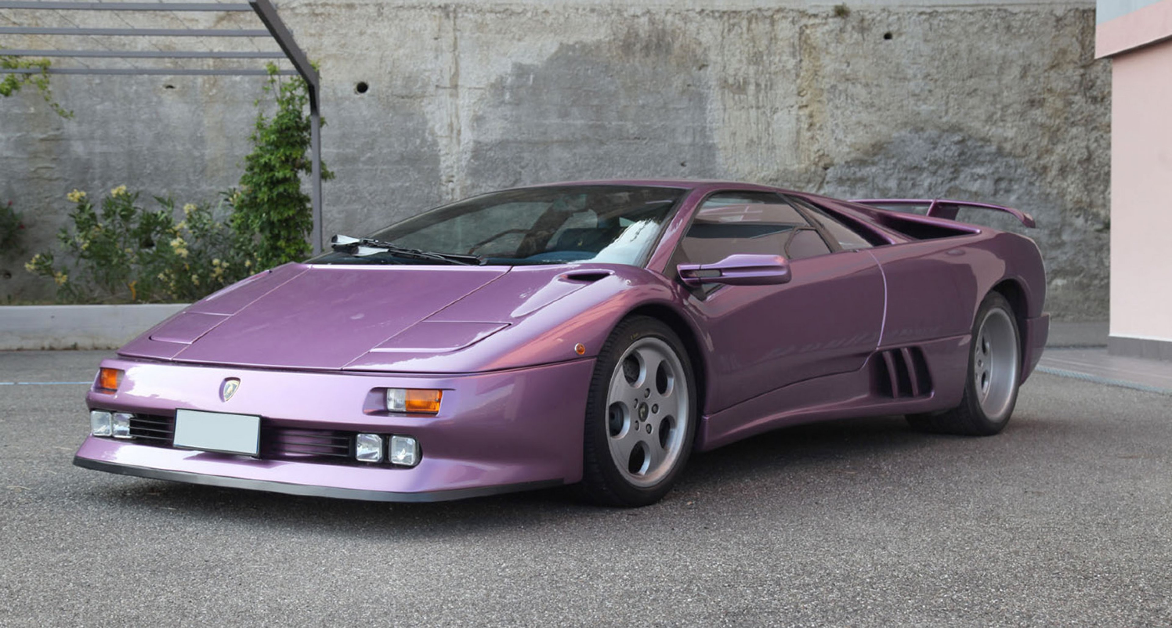 Lamborghini Diablo SE 30th Anniversario to be sold at Coys' 'Legende et Passion' auction in Monaco, 9 May 2014