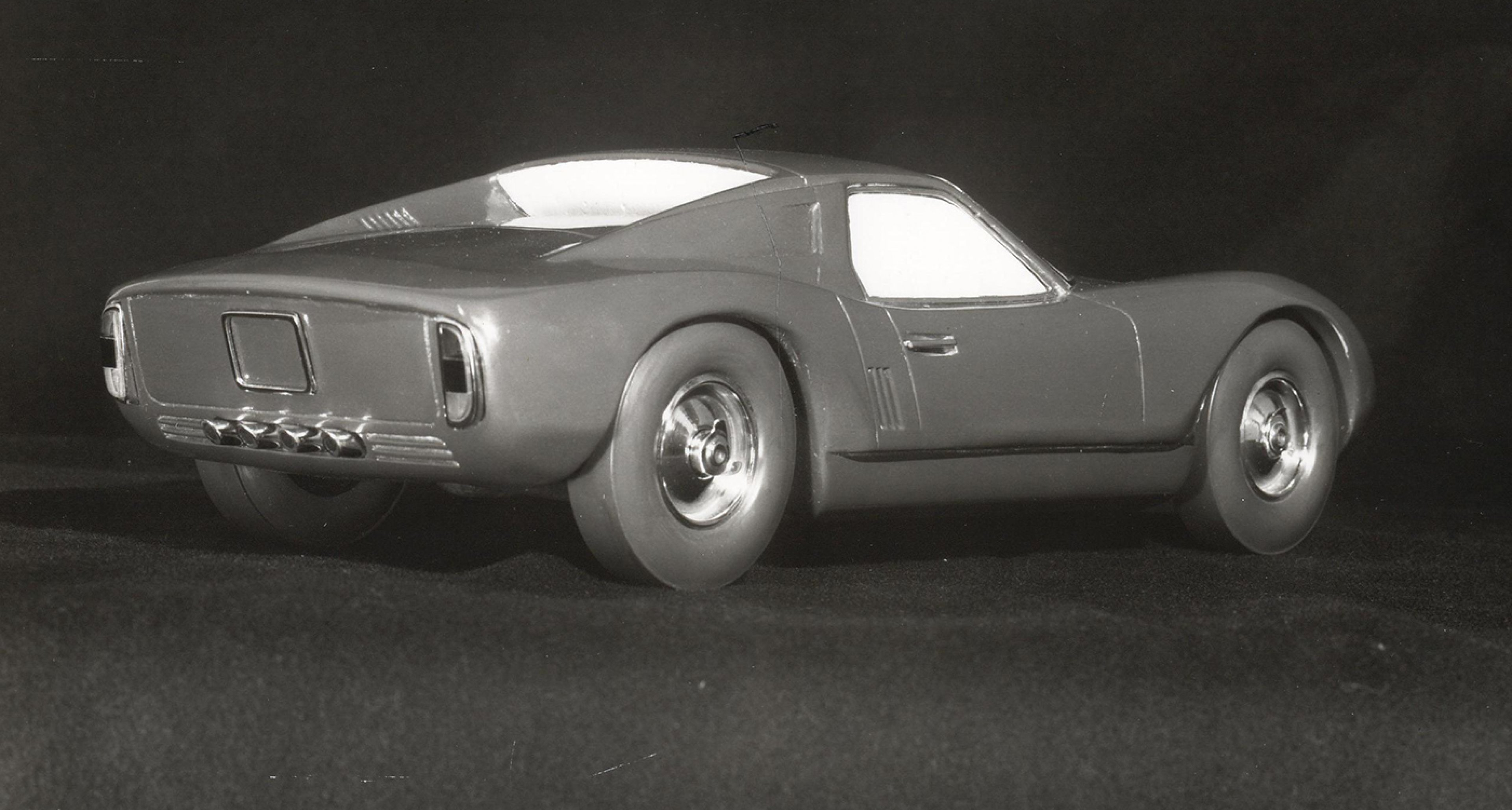 Was Carrozzeria Touring S Tigre Concept The Blueprint For The Miura