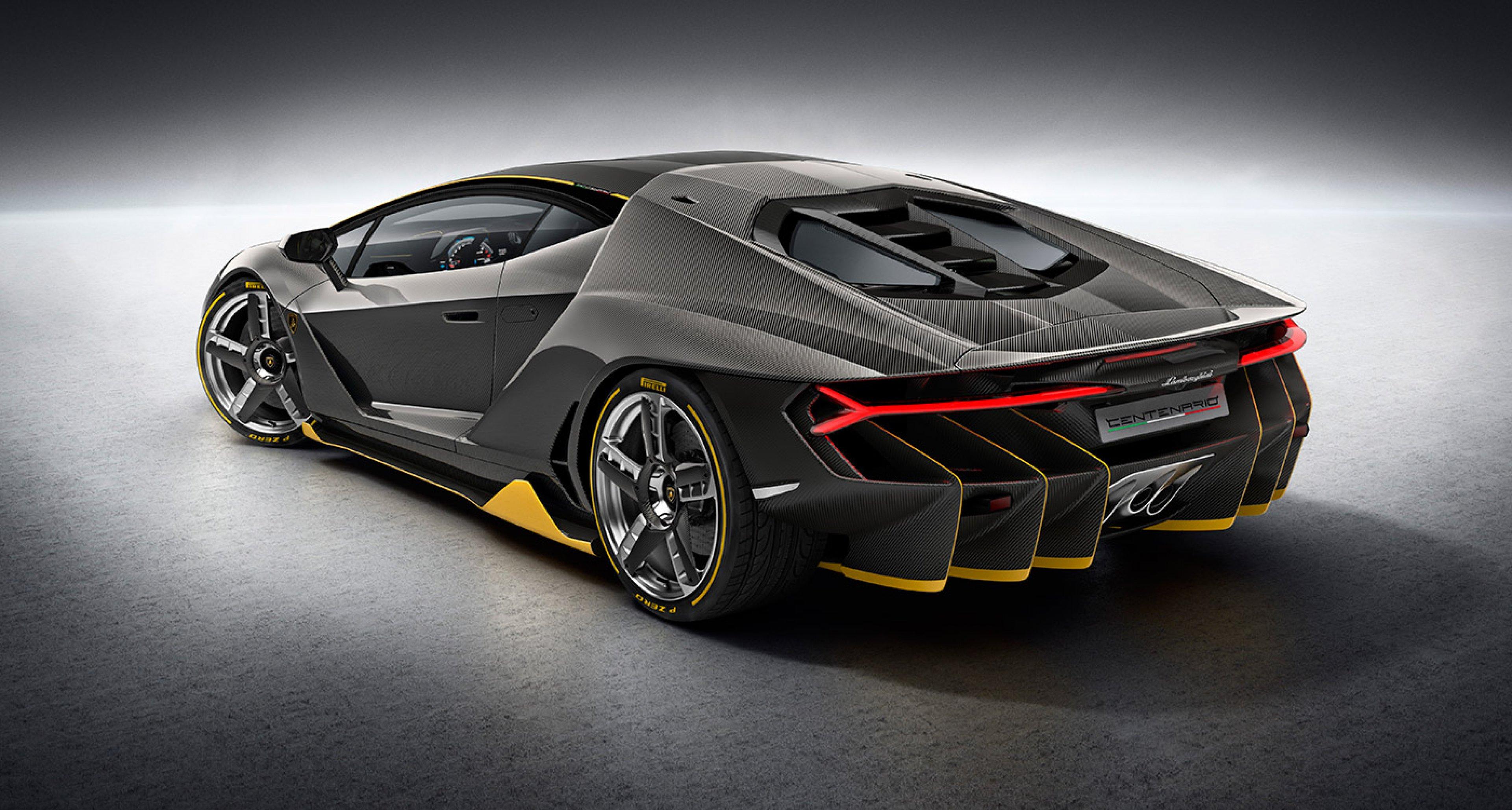 Lamborghini Celebrates Ferruccio S 100th Birthday In Style With