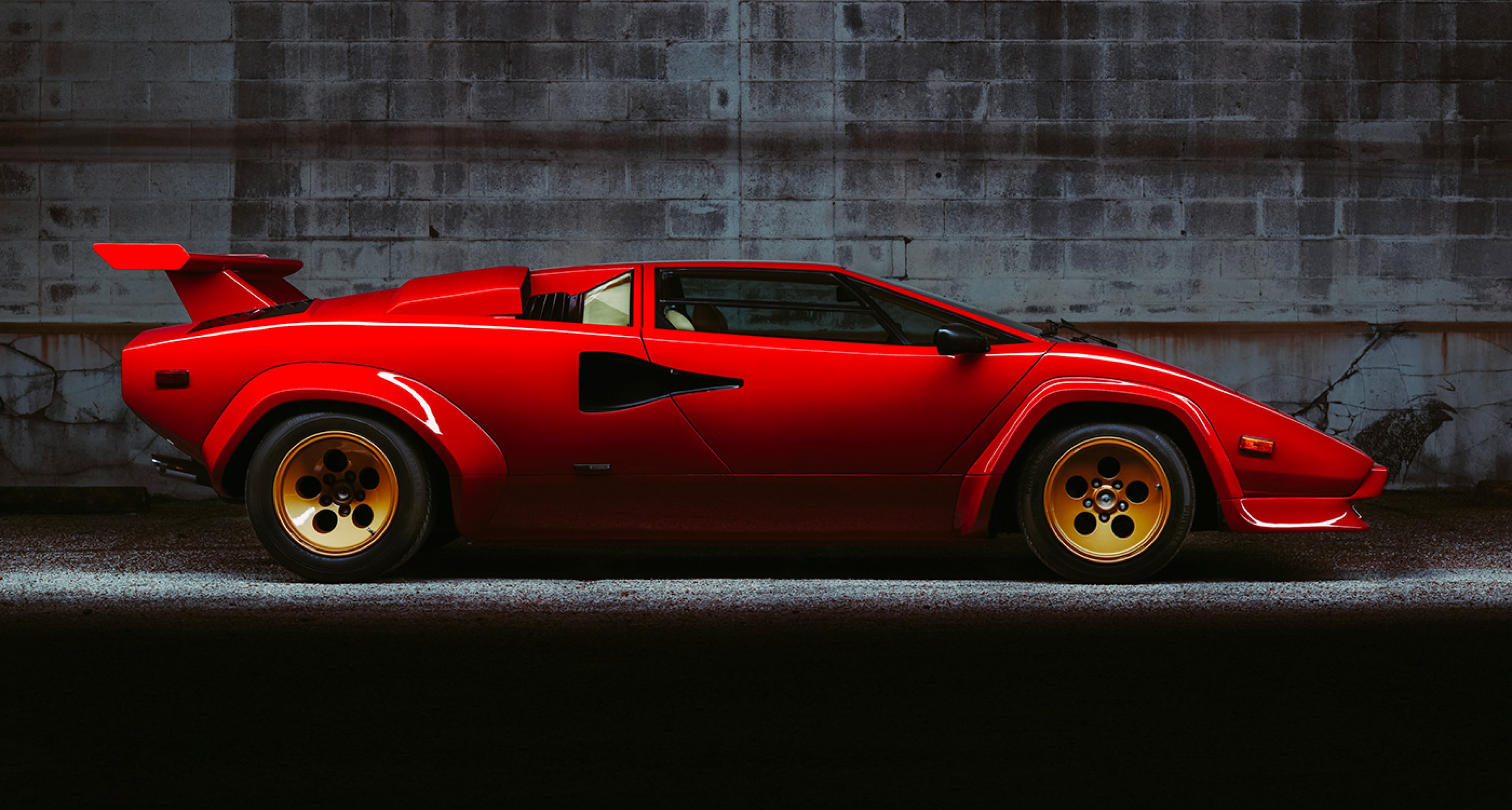 This Lamborghini Countach Stole The Show Classic Driver