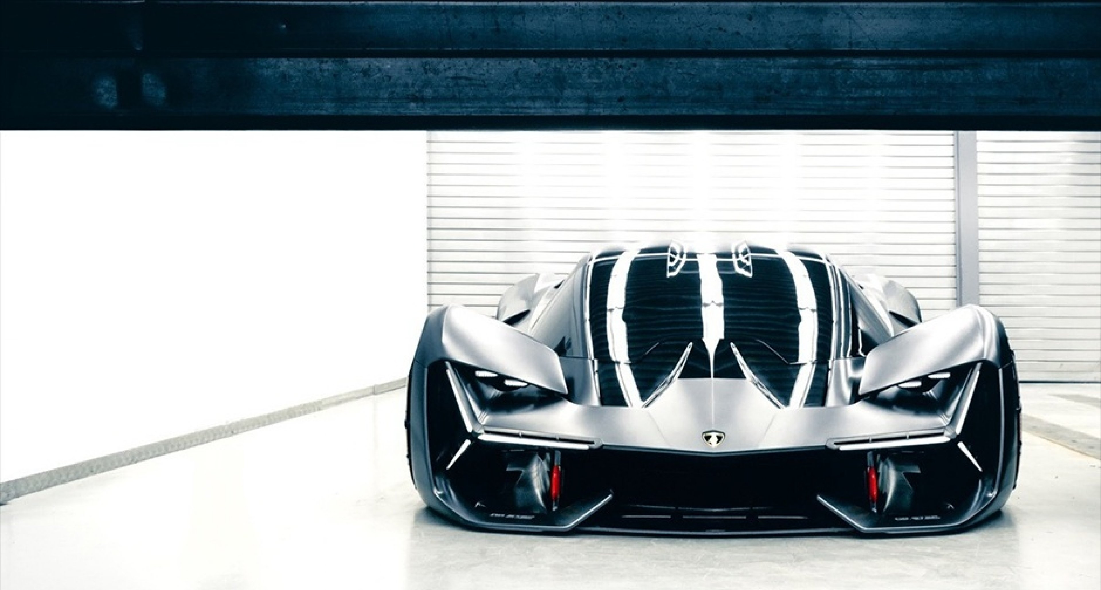 Lamborghini S Terzo Millennio Is A Tantalising Taste Of The Future Of The Supercar Classic