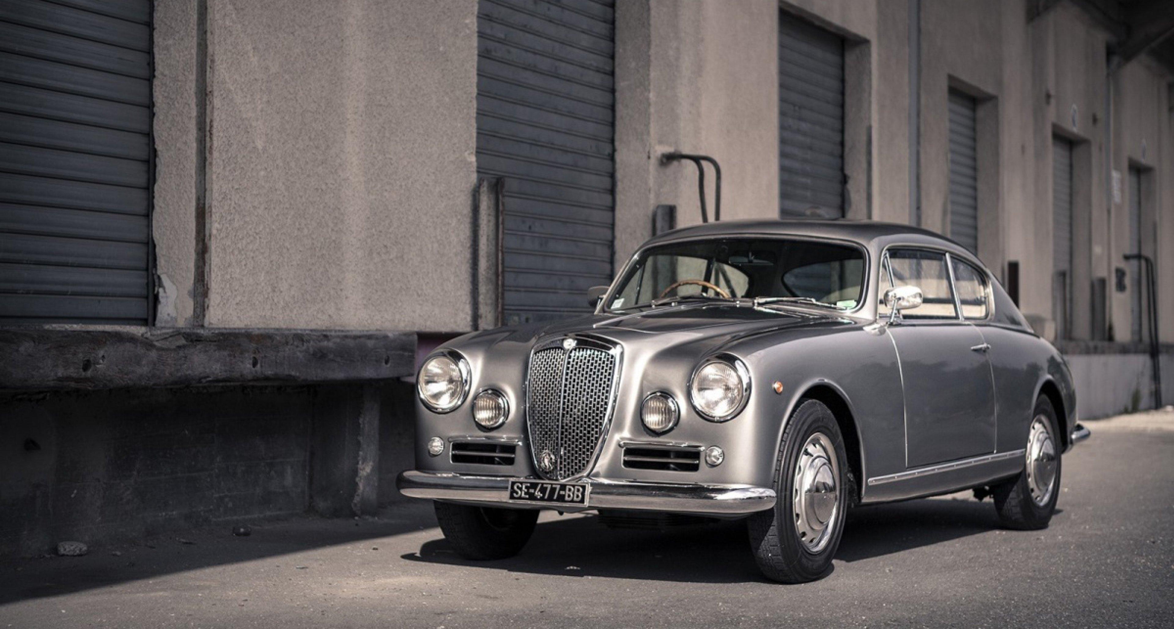 Lancia Aurelia B20 2500 GT