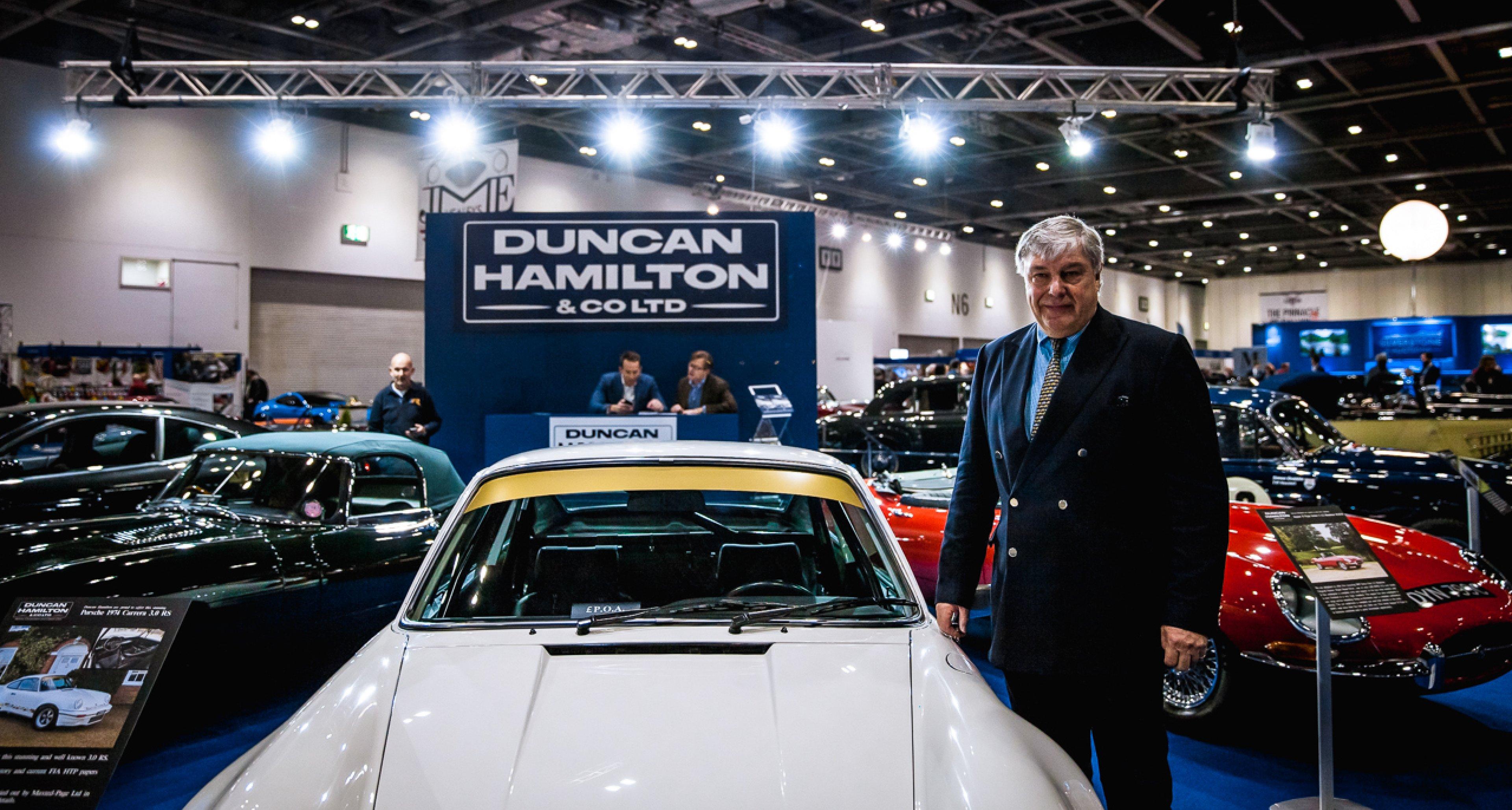 Adrian Hamilton of Duncan Hamilton & Co Ltd.