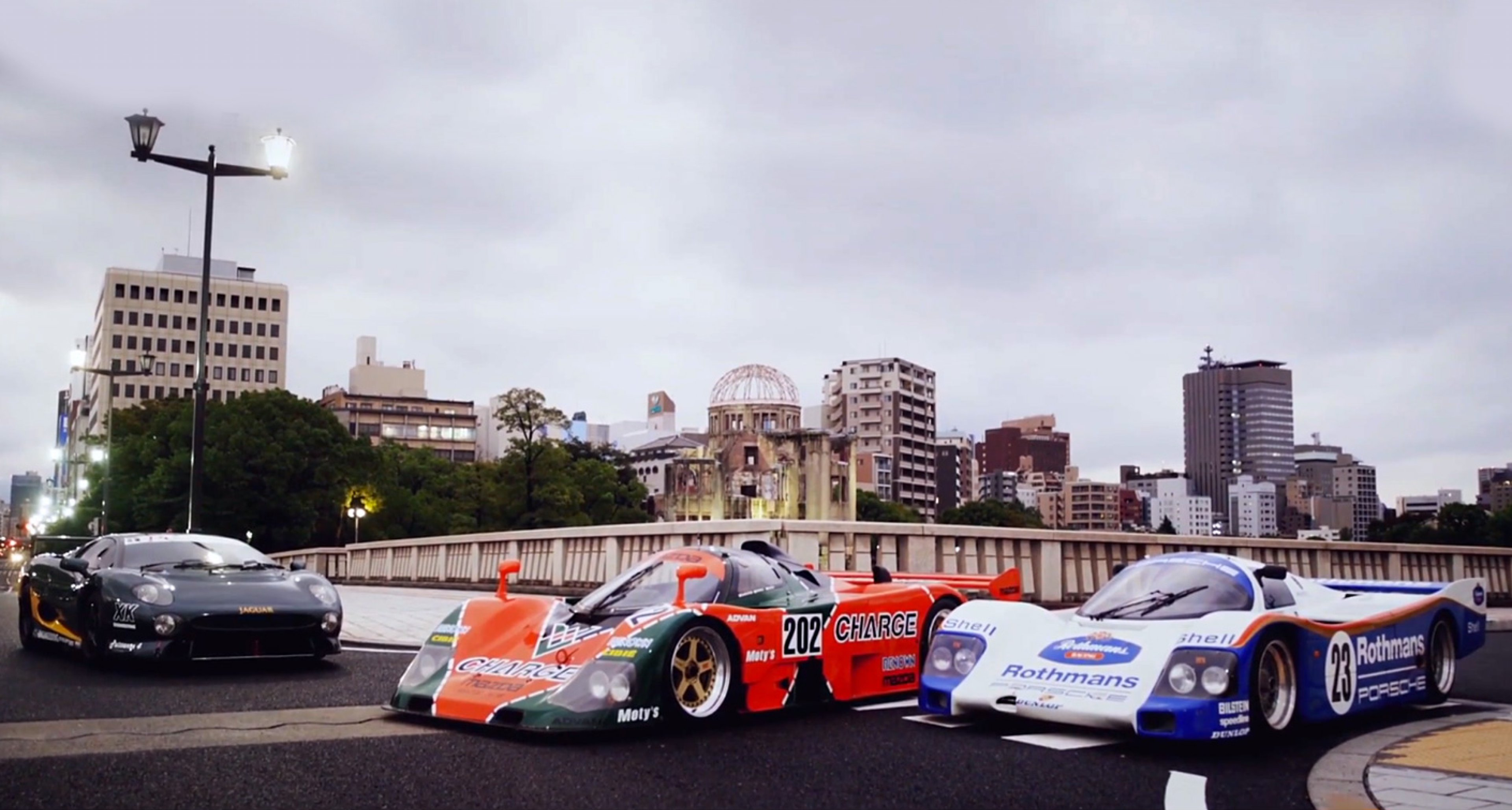 Life With Le Mans Racing Legends On Japanese Roads Classic