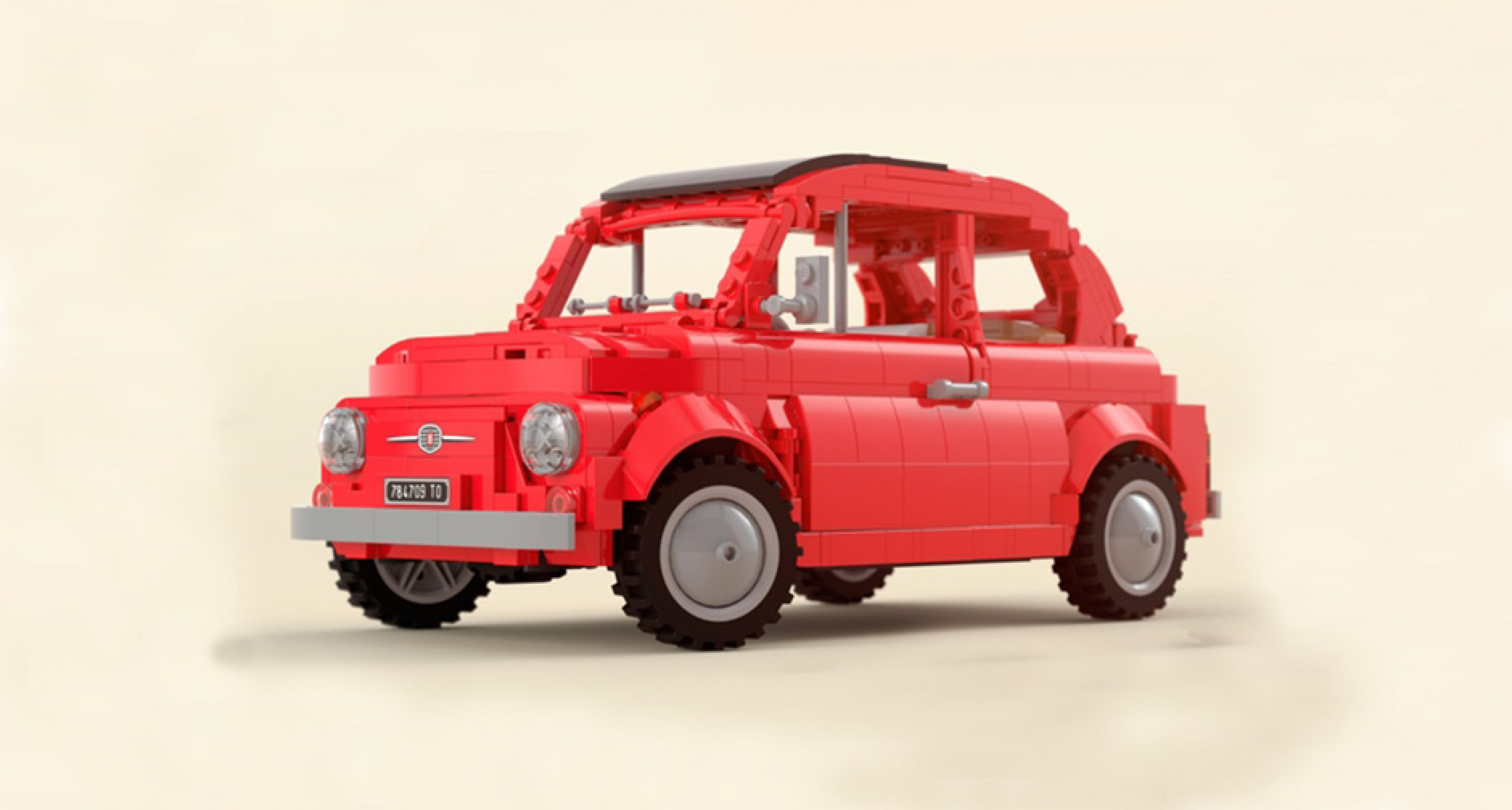 Superior This Lego Fiat 500 Has Gone Straight On Our Christmas Wishlist | Classic  Driver Magazine