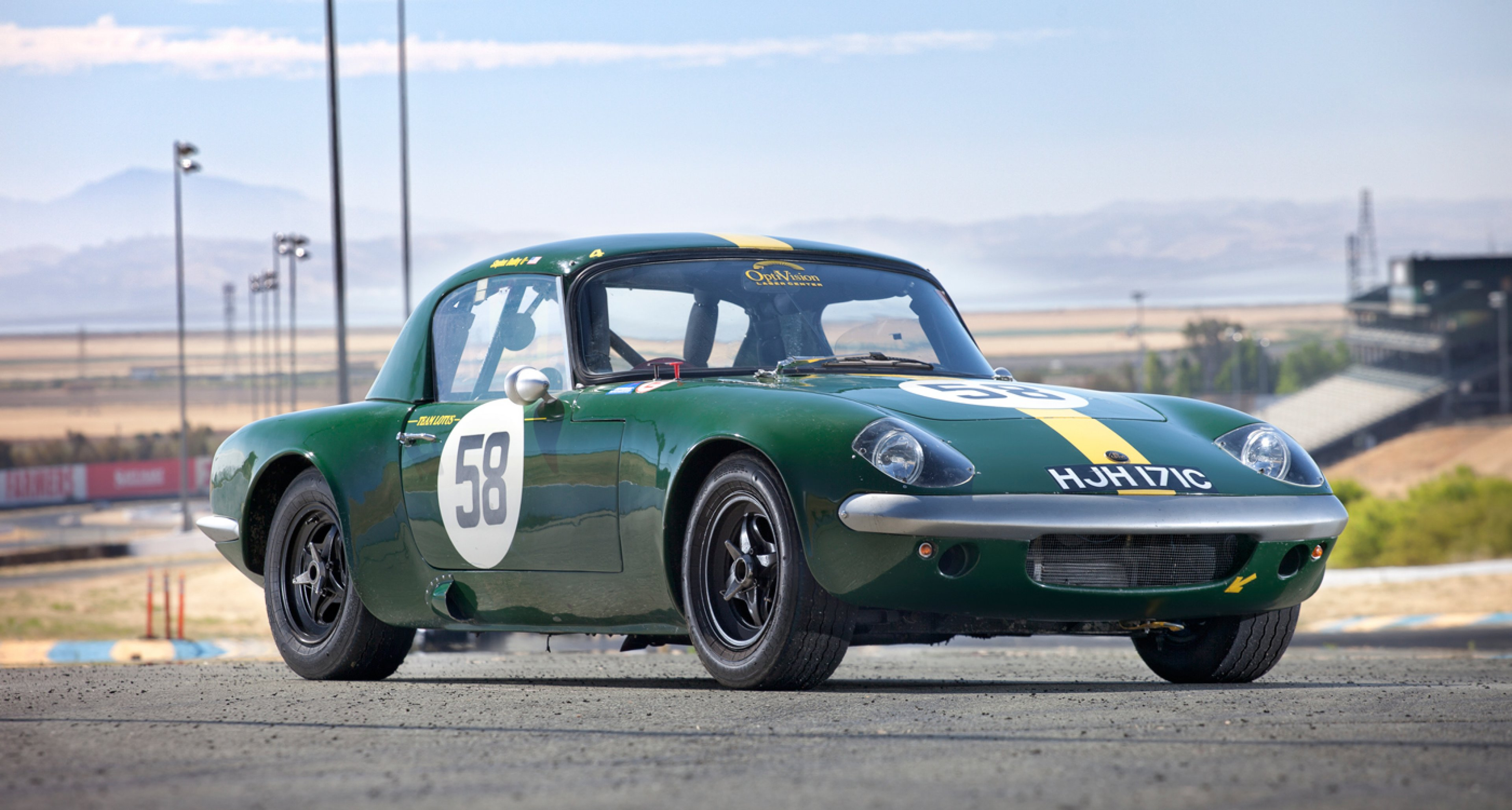 1964 Lotus Elan 26R Factory Race Car, estimate GBP 140,000 - 180,000.