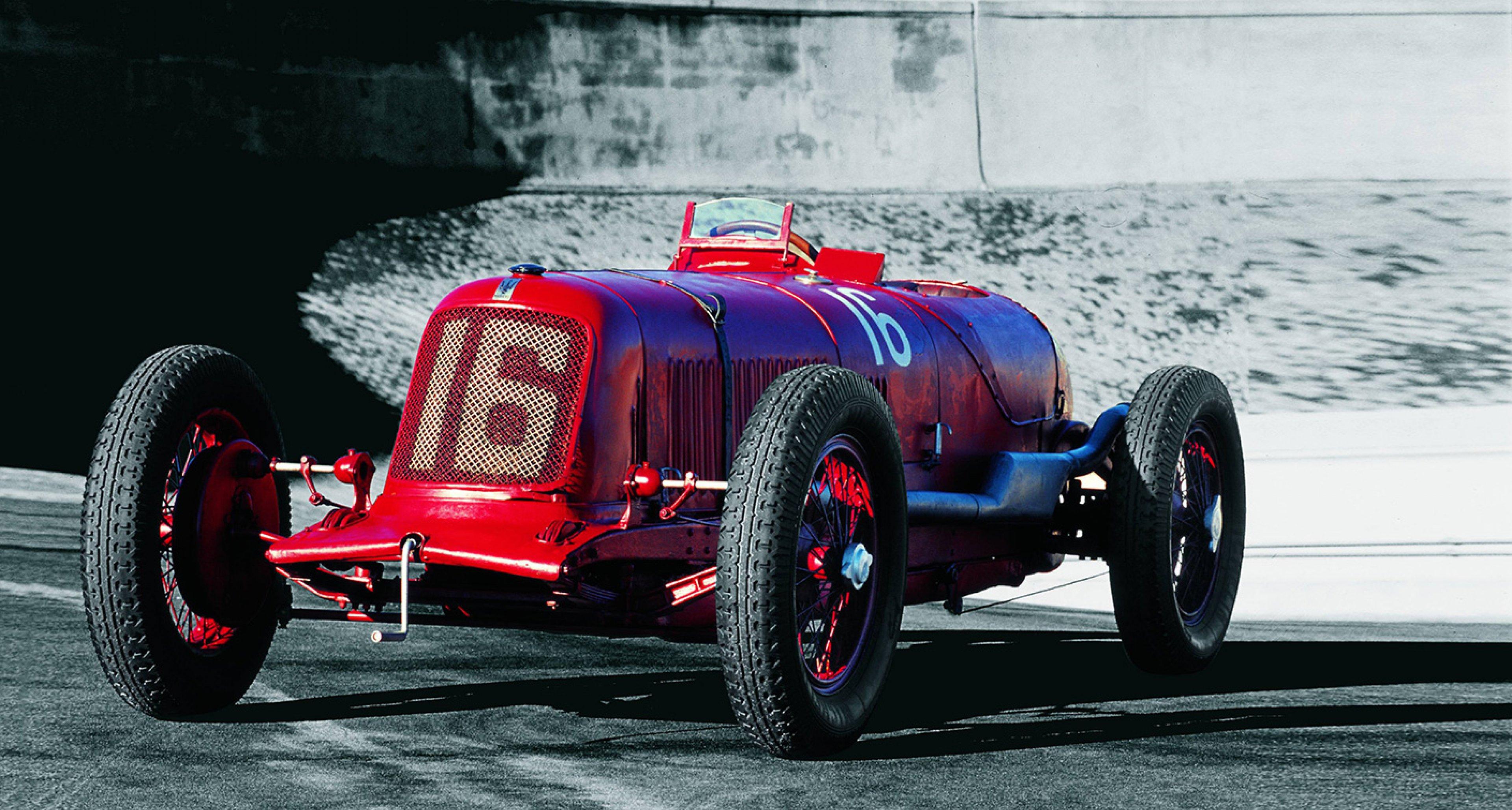 Maserati: the early years