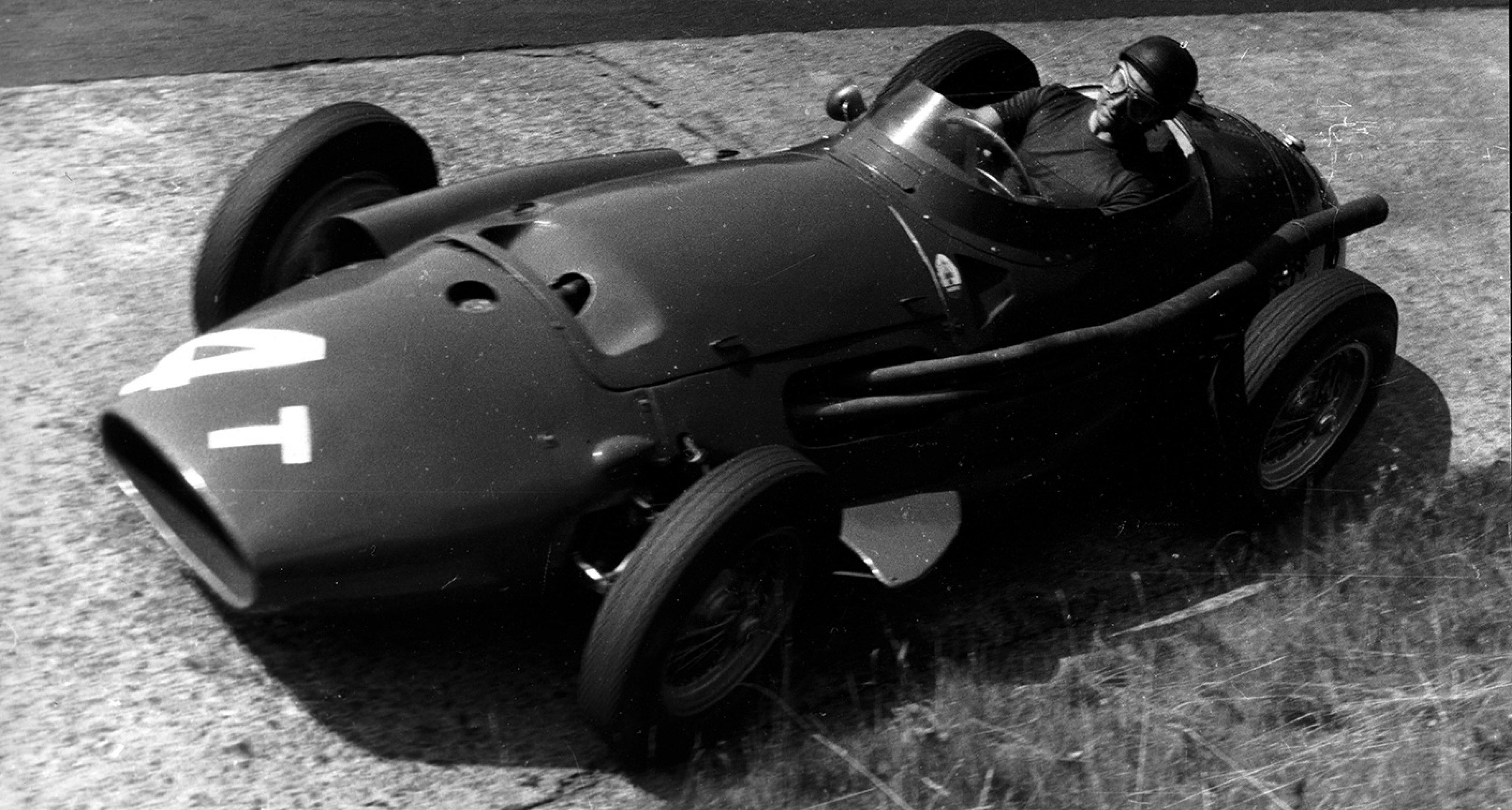 Maserati 250F, 1957