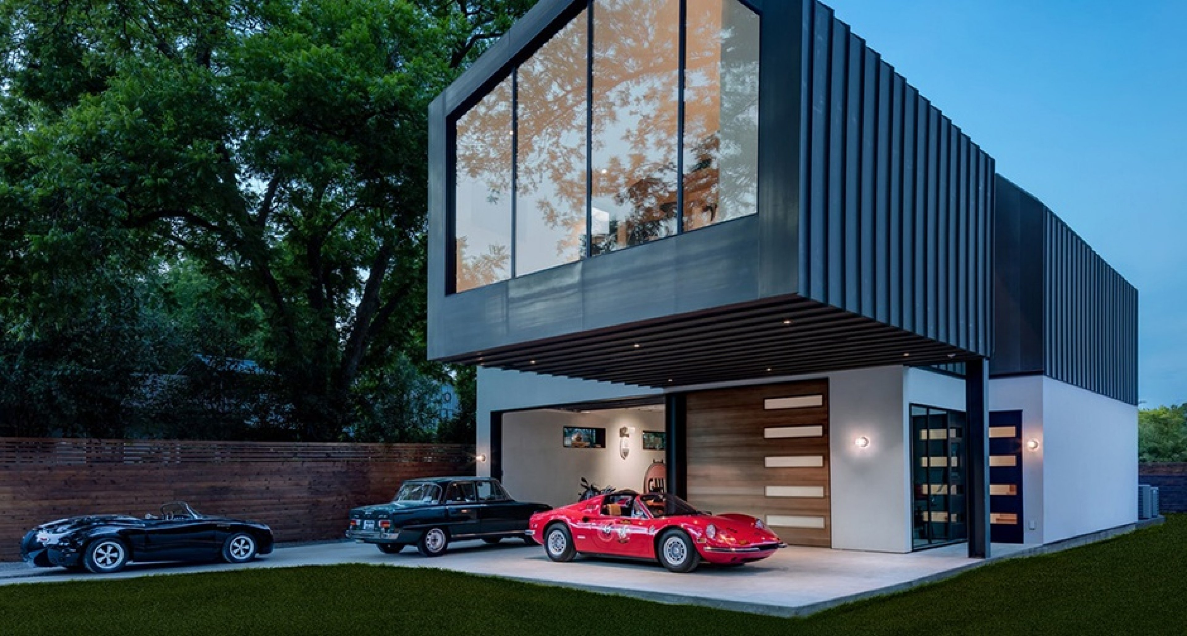 This Dream House Was Designed Around A Sensational Car Collection | Classic  Driver Magazine