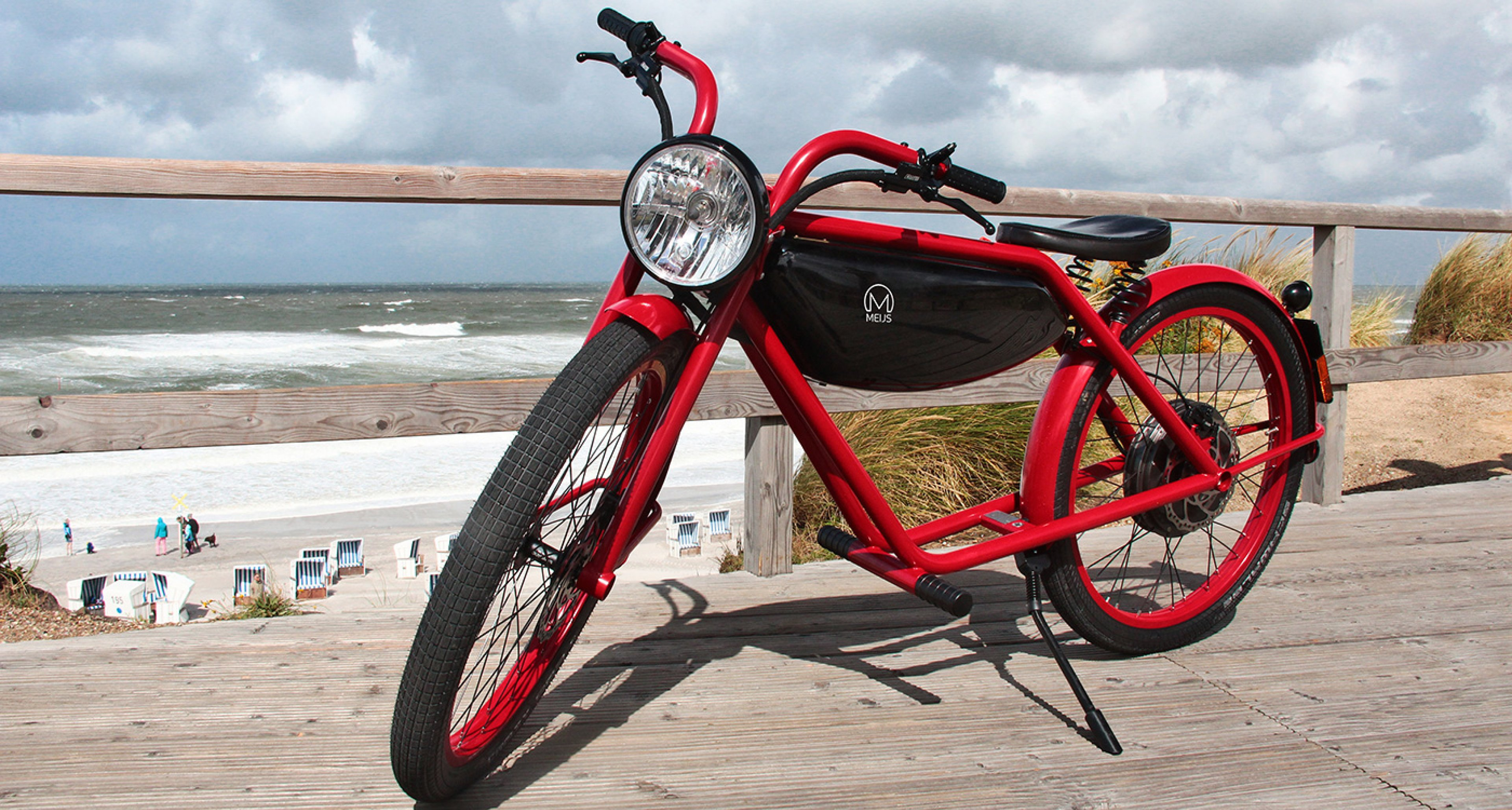 Join the electric revolution with the Meijs Motorman