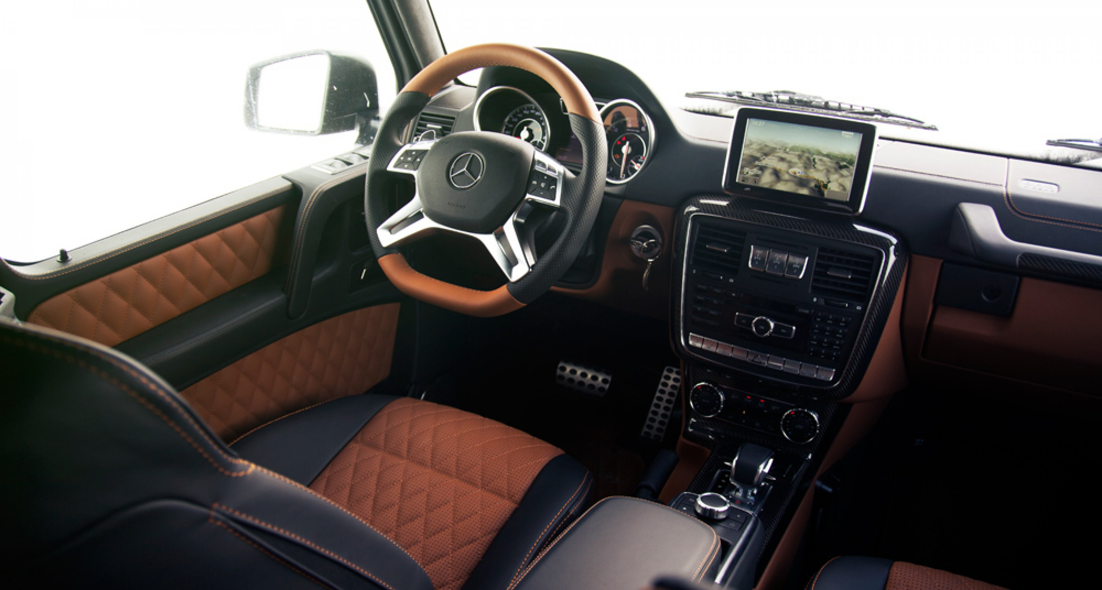 Mercedes benz g63 amg 6x6 when too much is not enough for How much is a mercedes benz g63