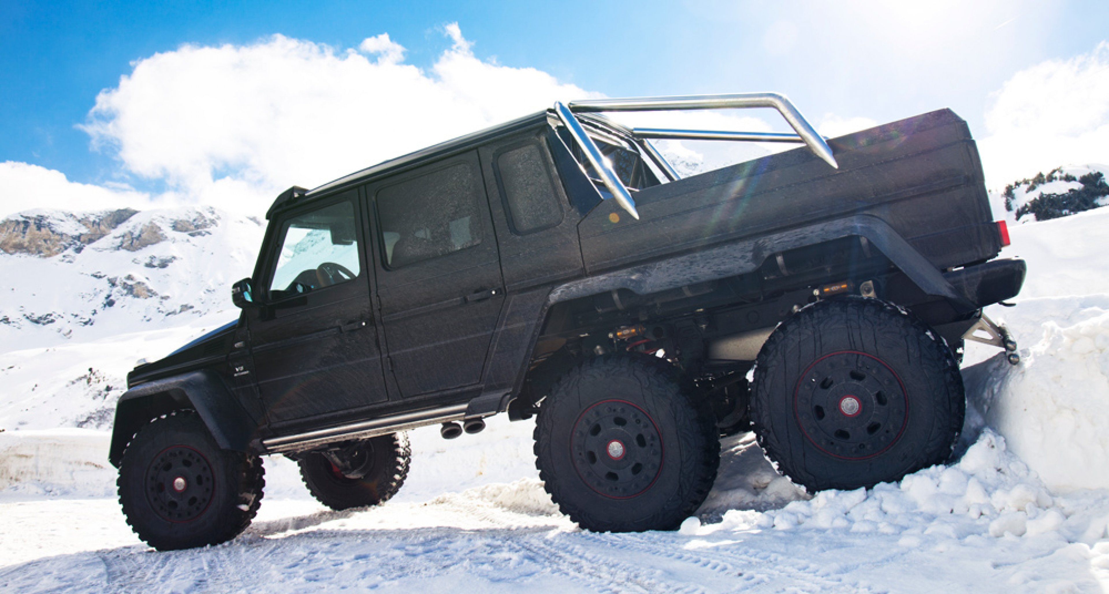 Amg 6x6 specs how much autos post for How much is a mercedes benz g63