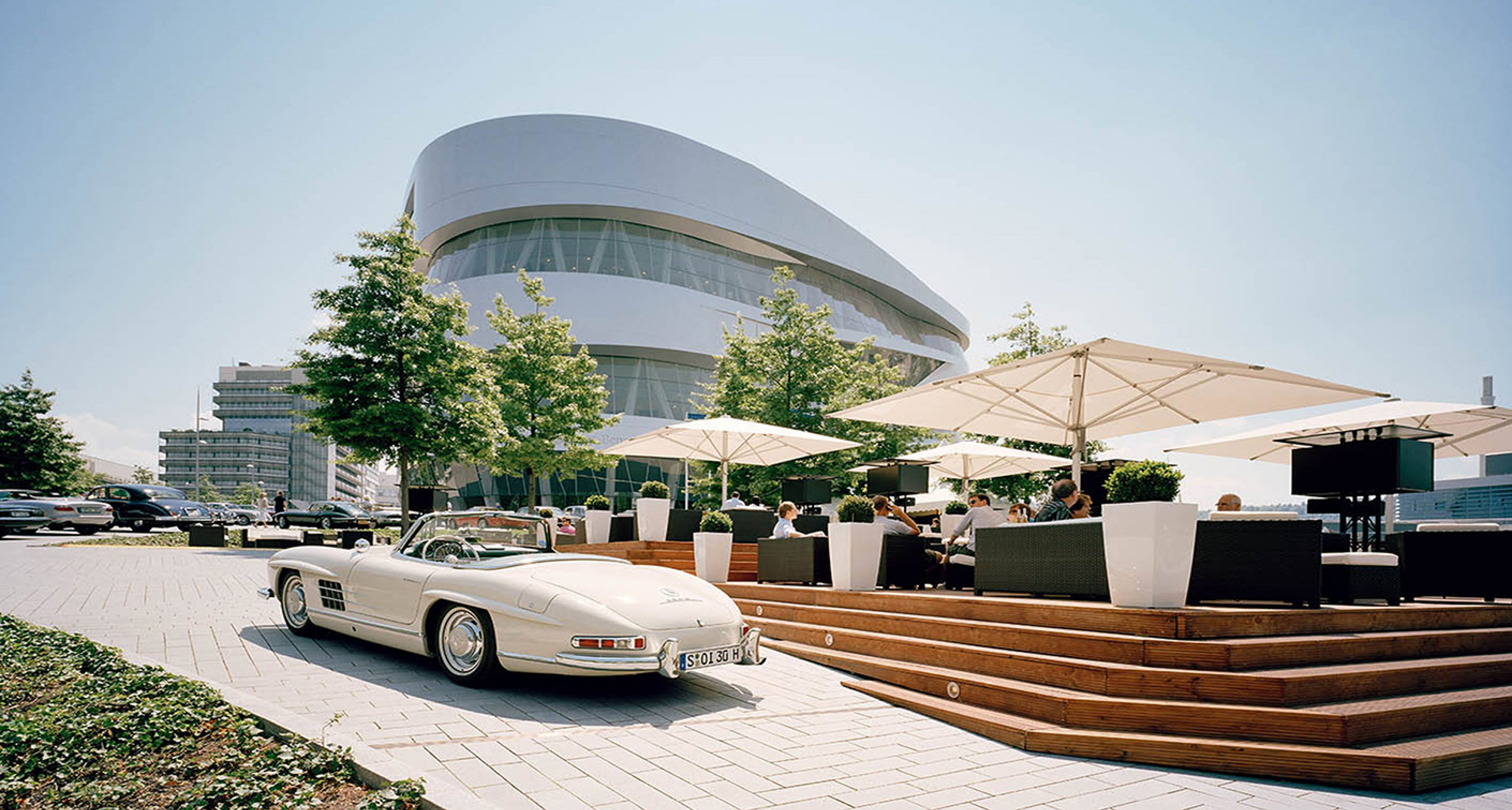 Bonhams' single-marque auction will take place at the Mercedes-Benz Museum in Stuttgart