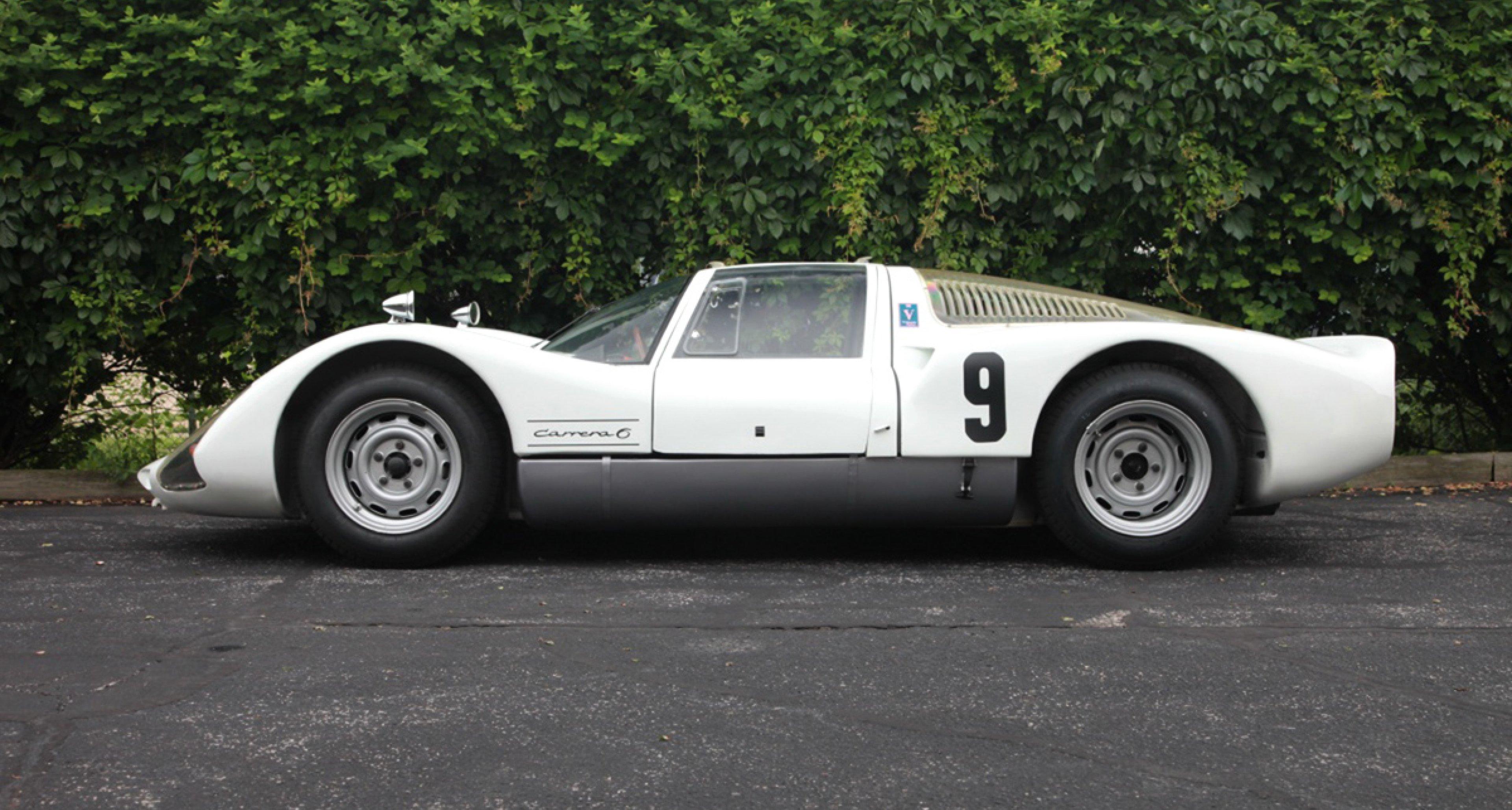 1966 Porsche 906 Carrera
