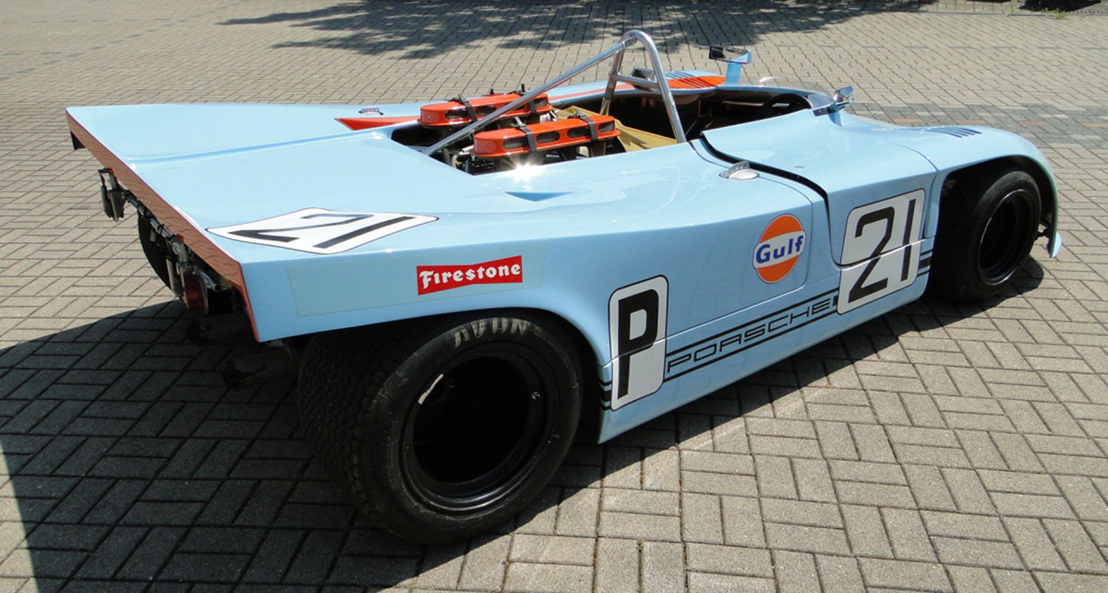 1970 Porsche 908/3 004 Spyder