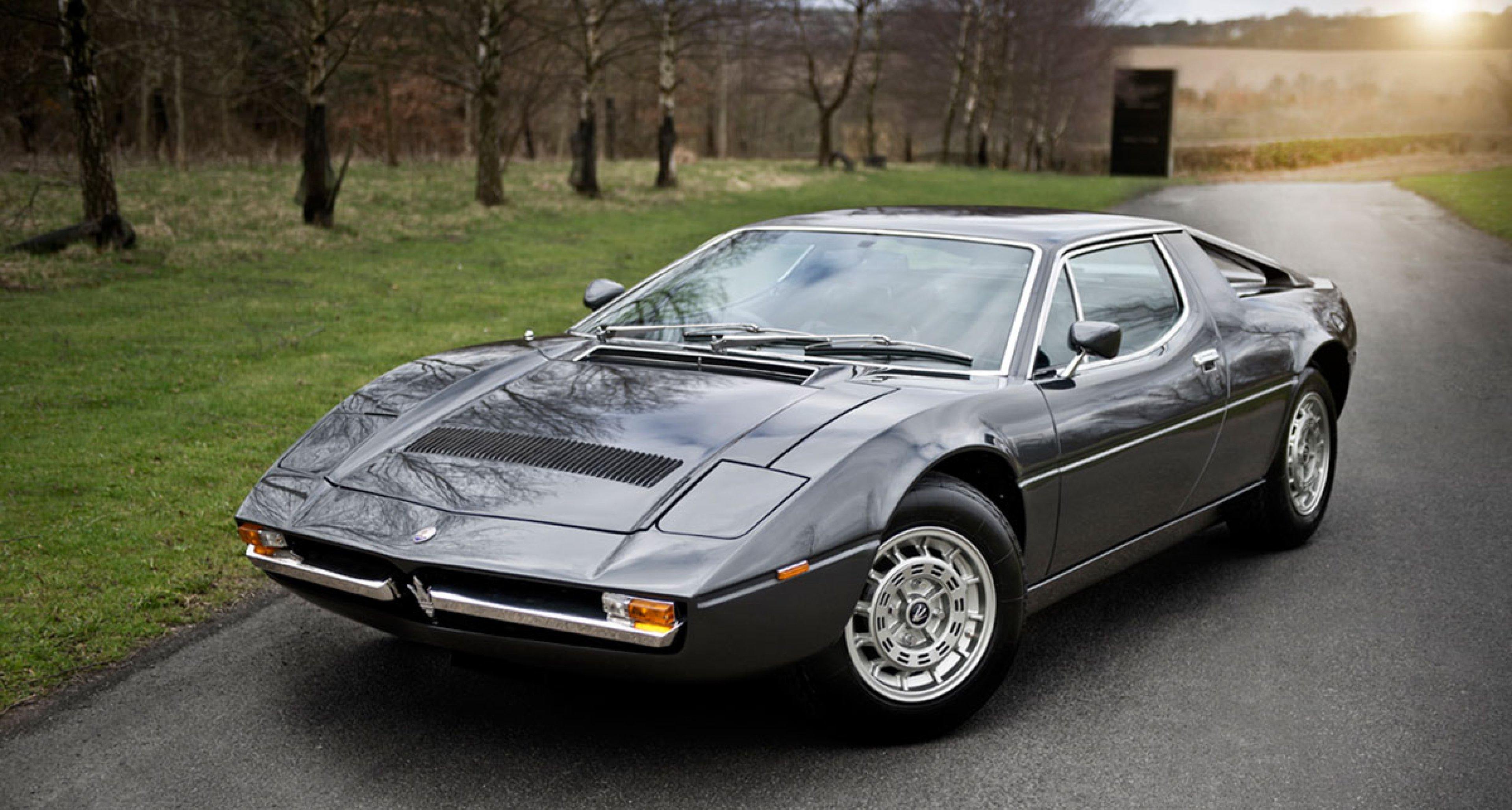 1974 Maserati Merak SS