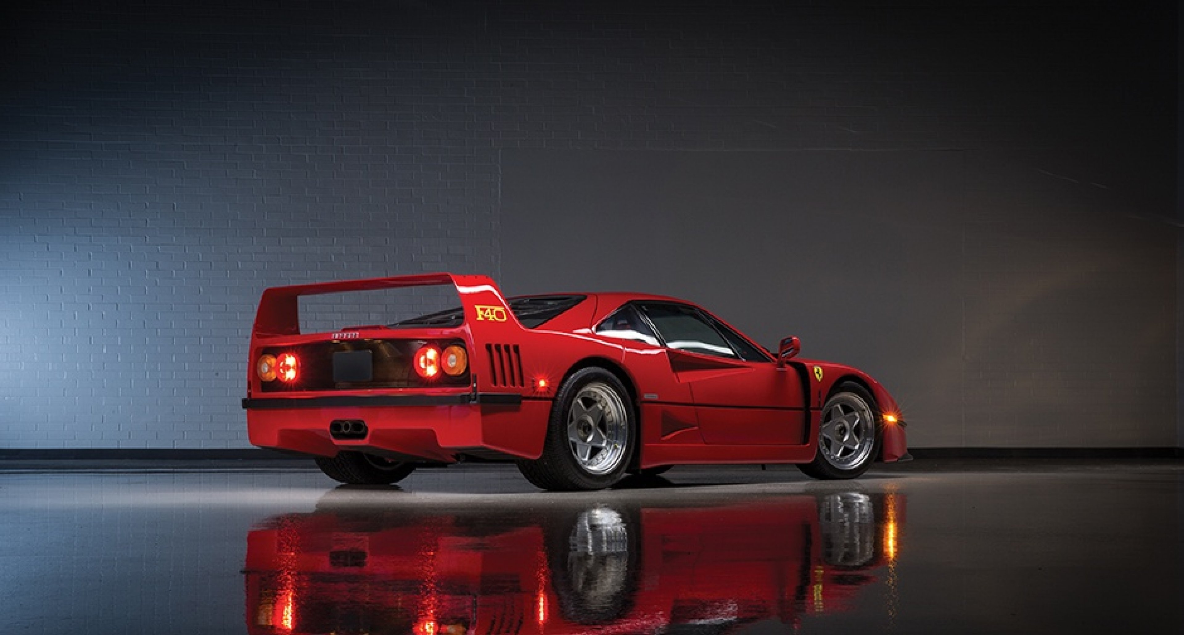 Memories of the Ferrari F40, from three of the men who helped create ...