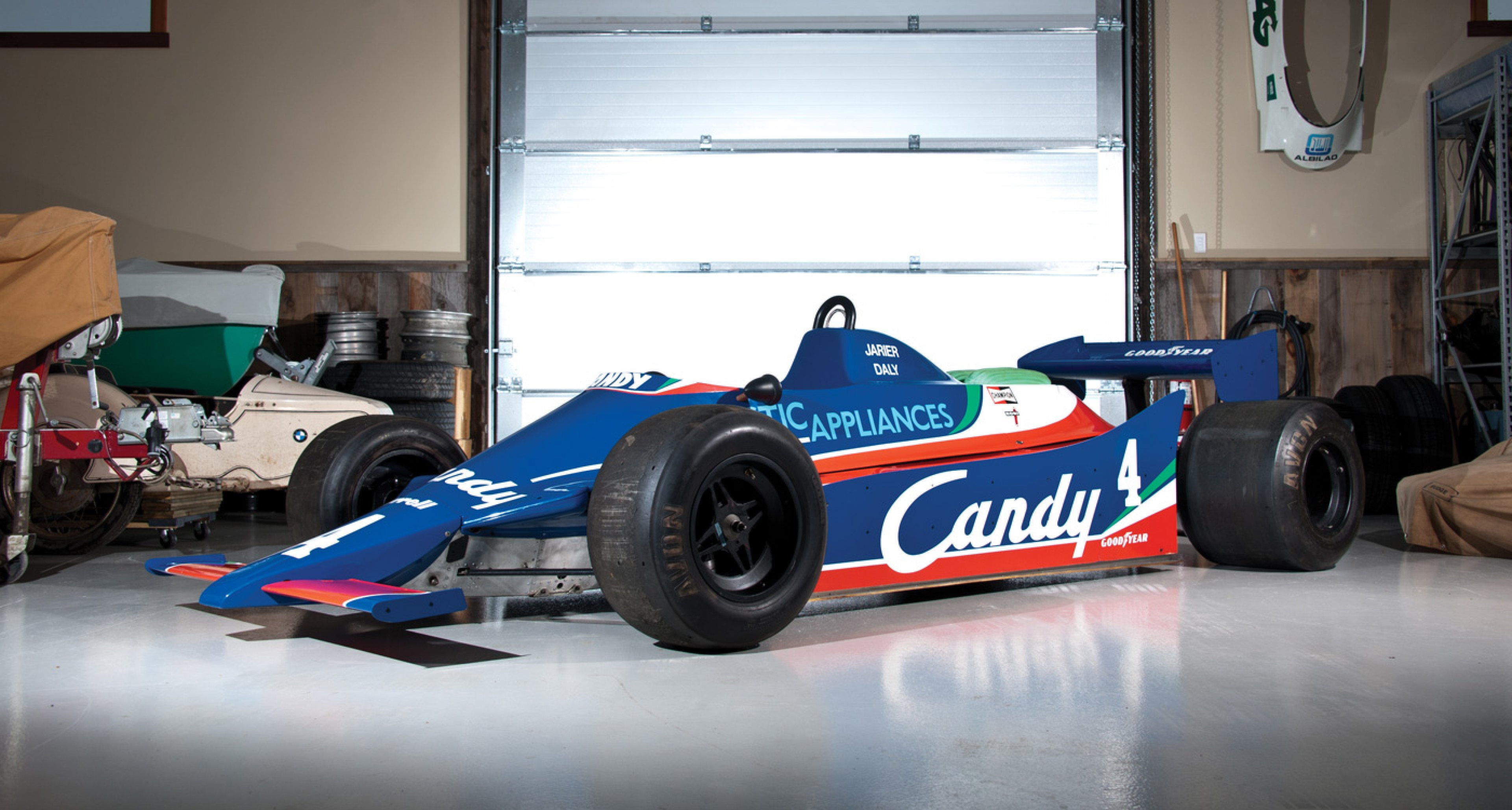 1980 Tyrrell F1 - 010 Formula One
