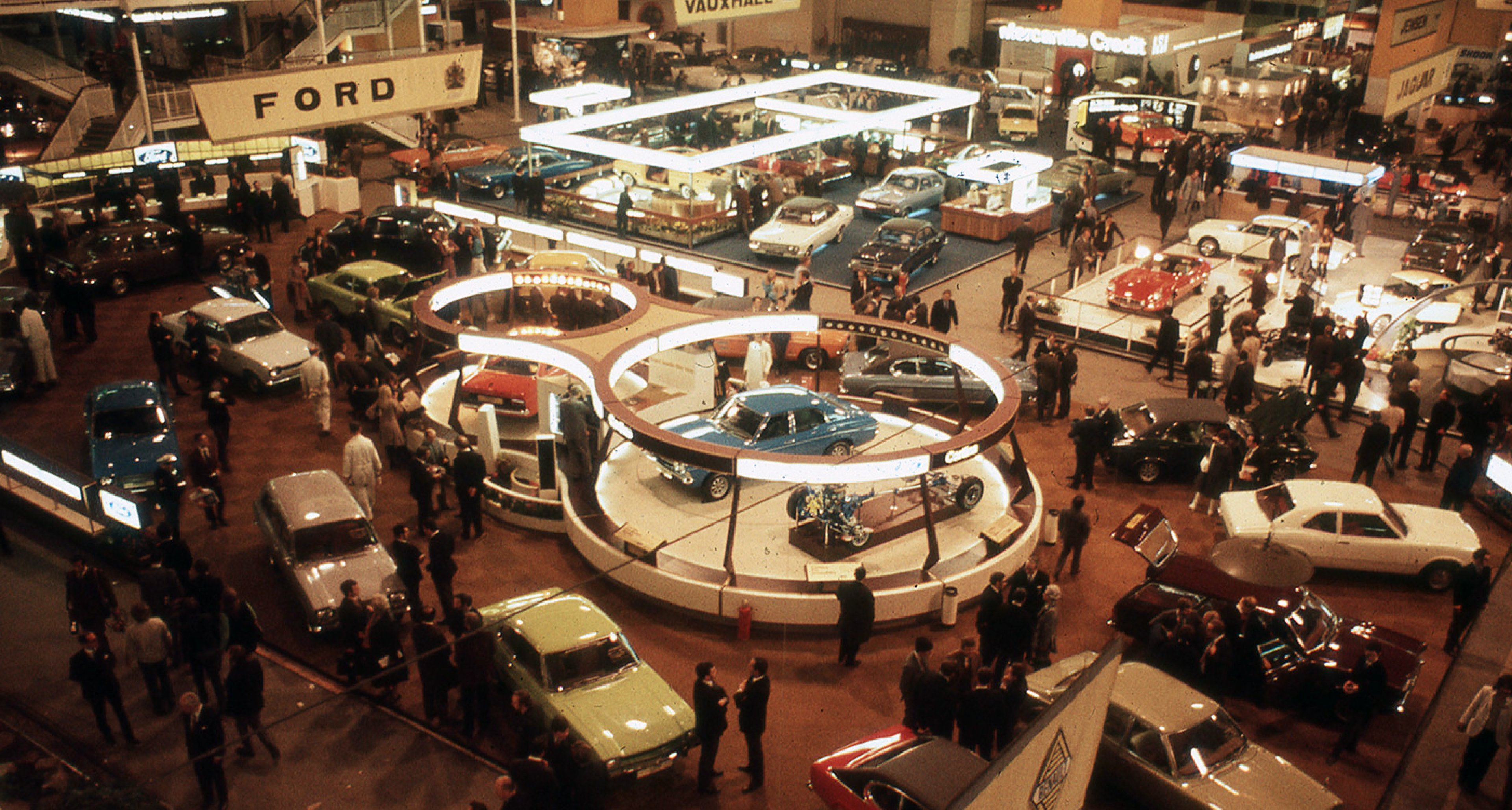 The Classic Driver Motor Show 1974 Classic Driver Magazine