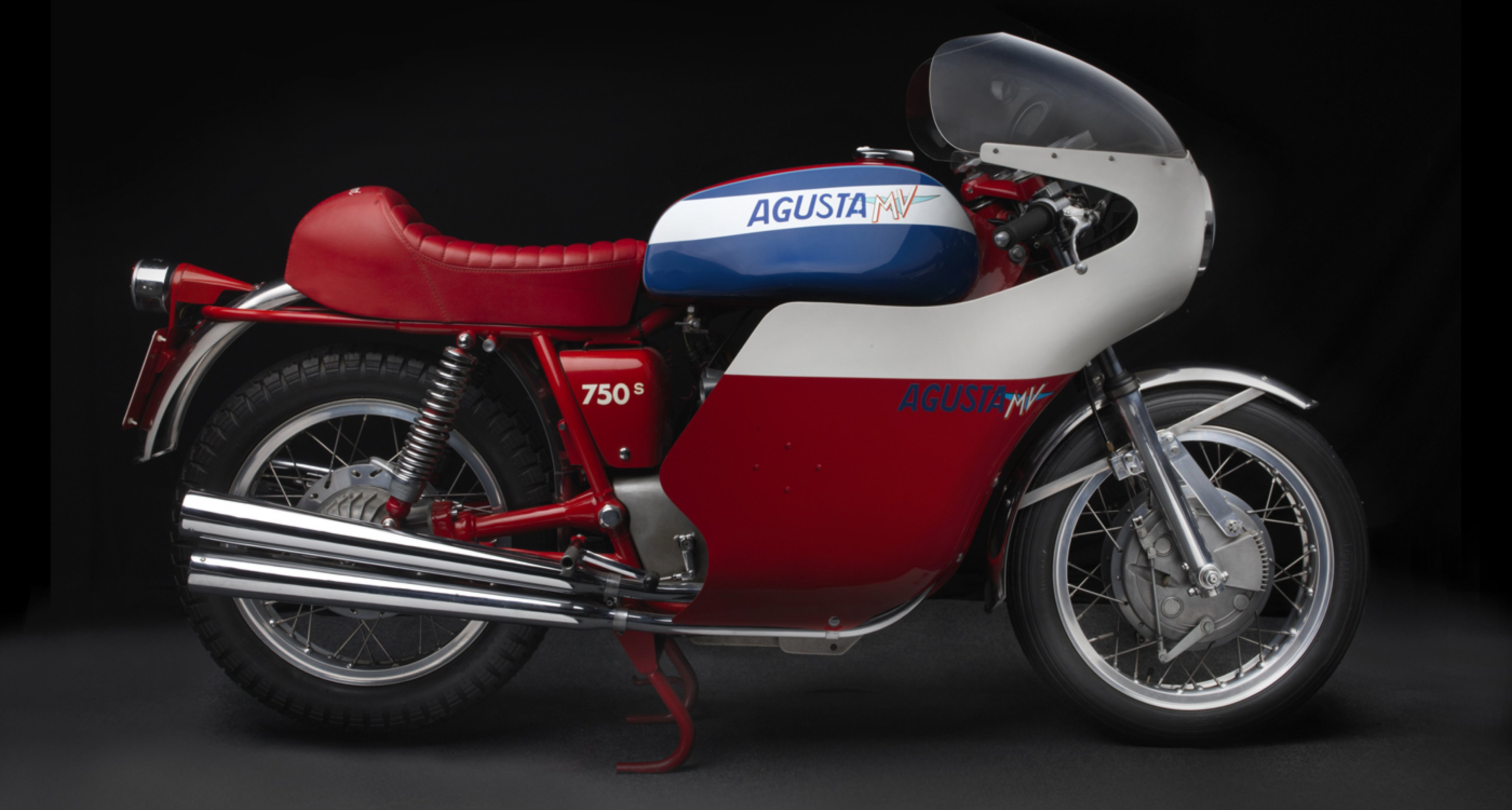 MV Agusta 750 America. Collection of Peter Calles. Image © 2015 Peter Harholdt