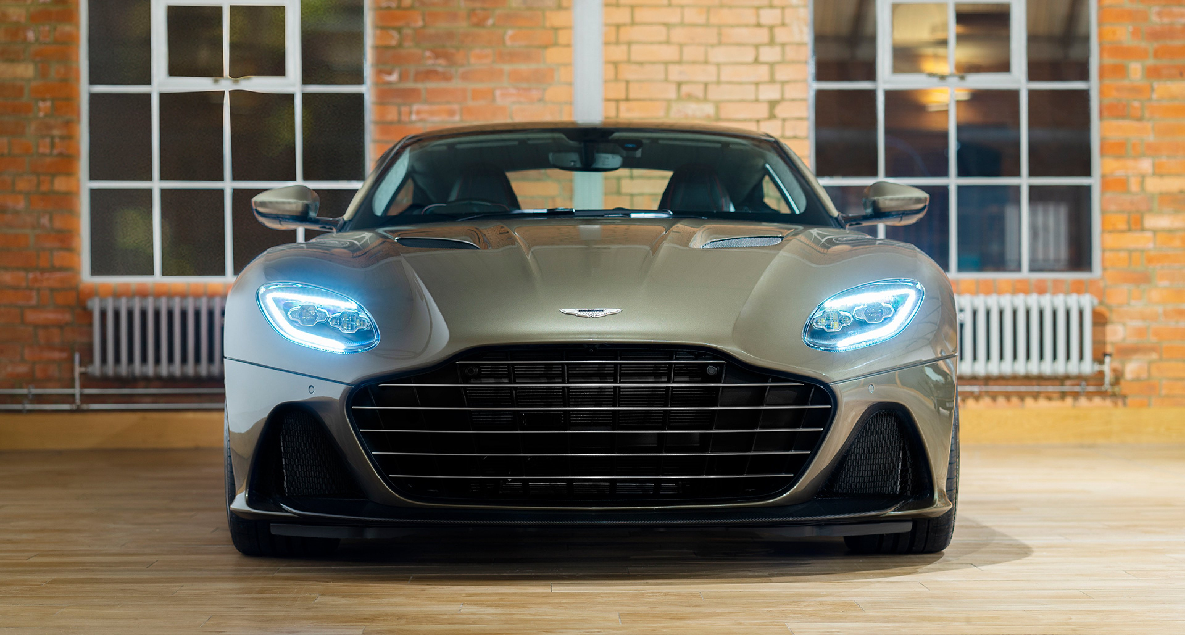 This Special Edition Aston Martin Dbs Is On Her Majesty S Secret Service Classic Driver Magazine