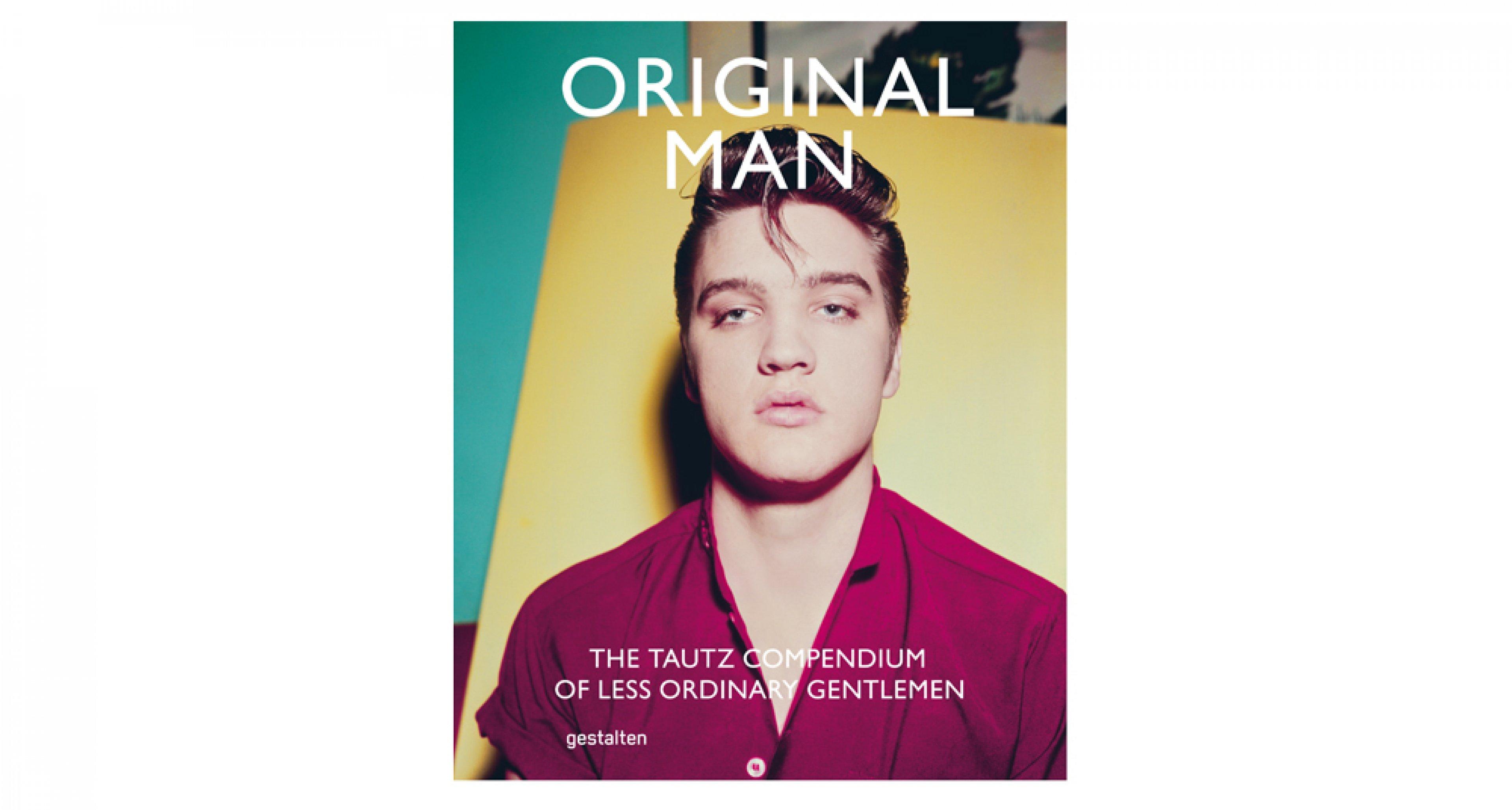 Original Man, Copyright Gestalten 2014