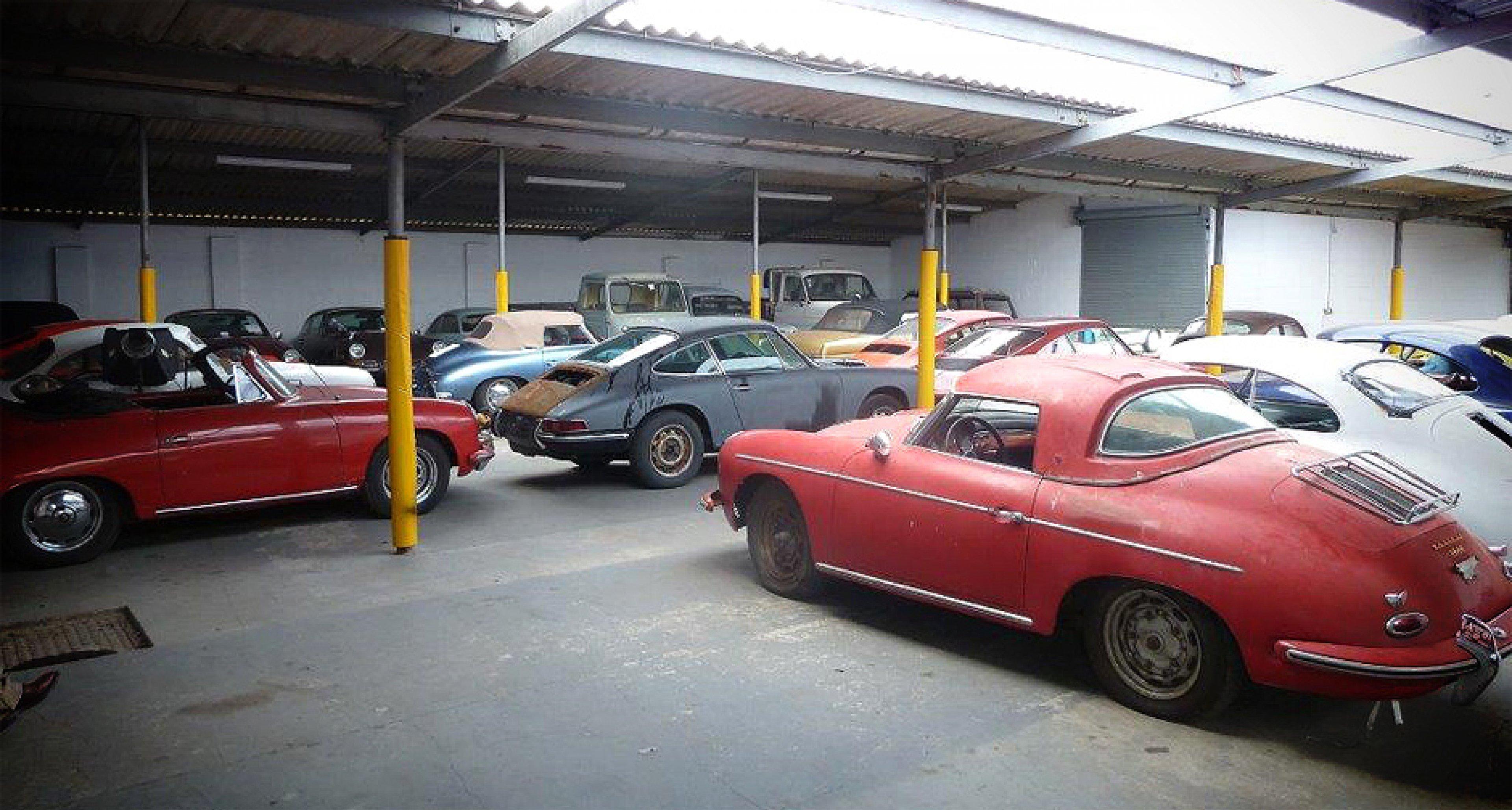 Anglia Car Auction 9 November 2013