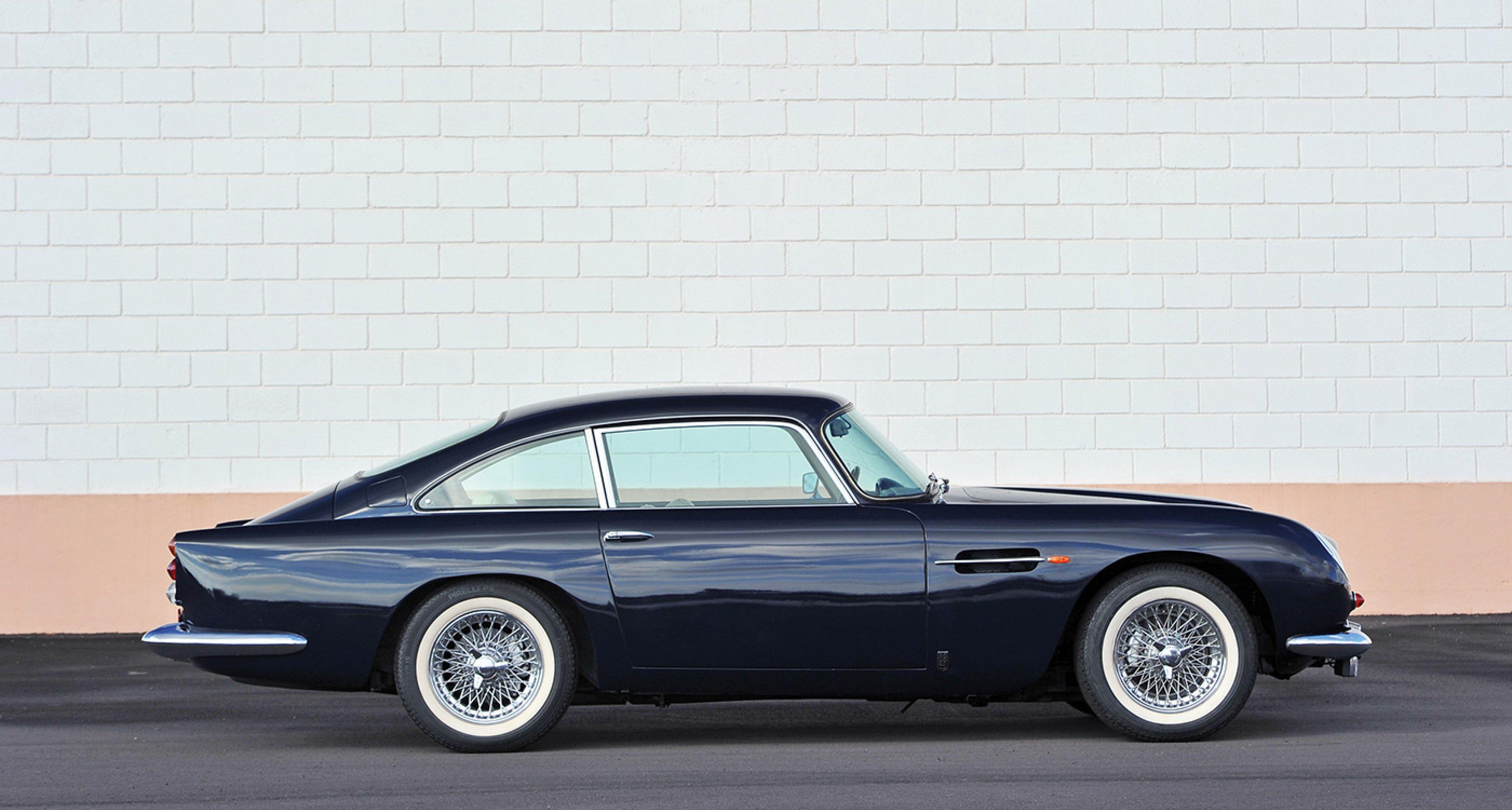 Timeless Classics Aston Martin Db5 Classic Driver Magazine
