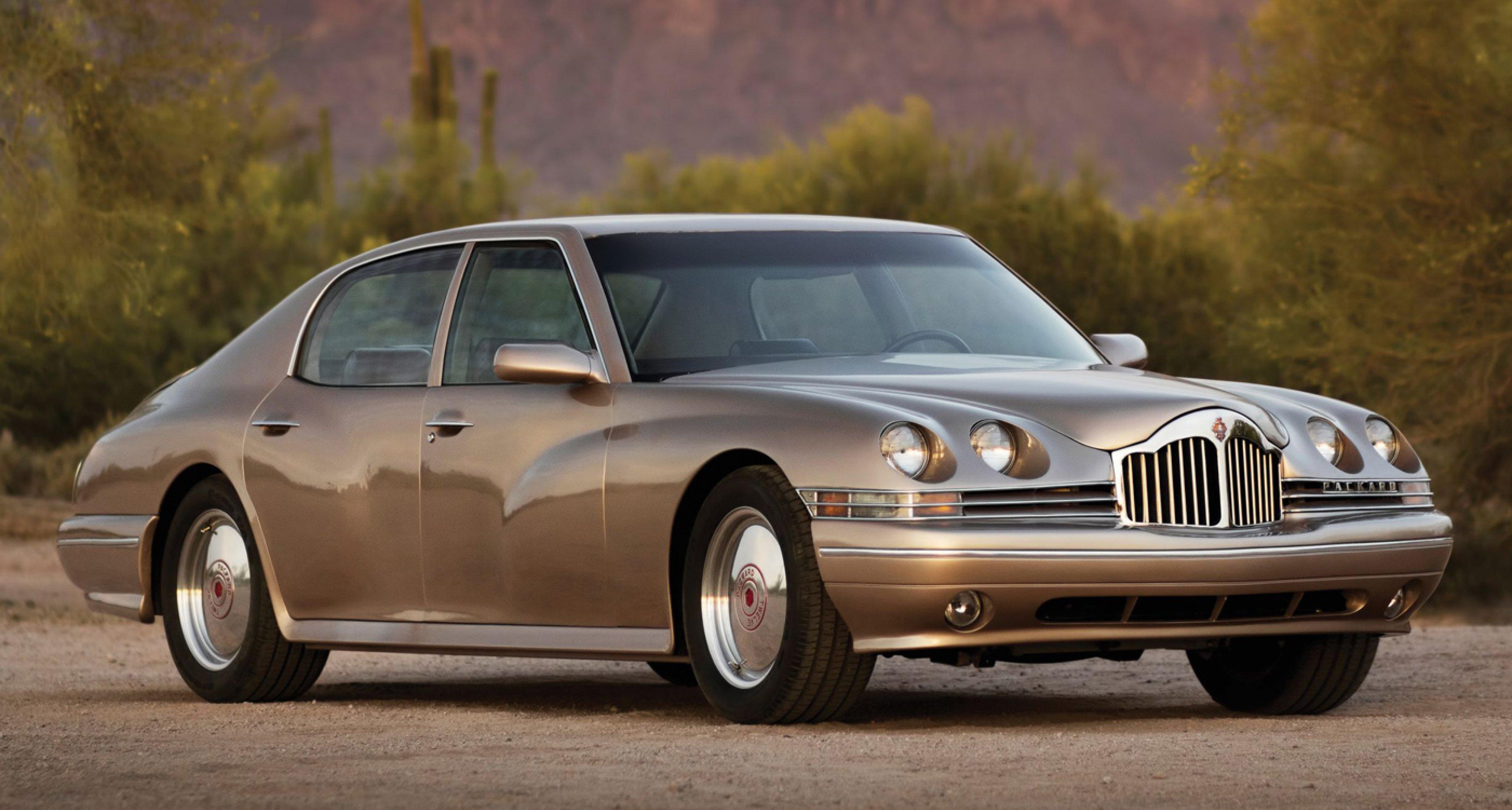 Packard Twelve Concept