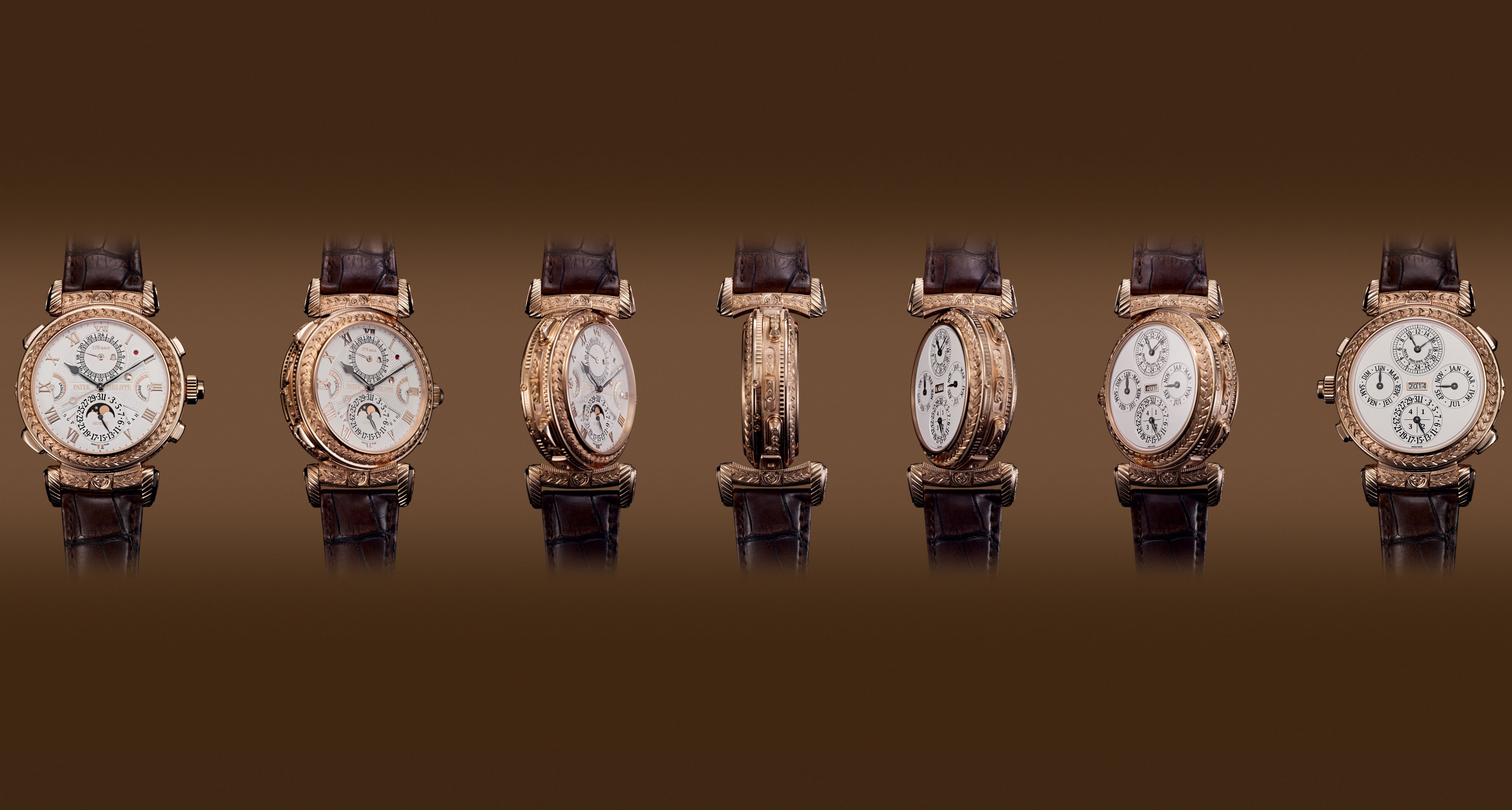The Patek Philippe Grandmaster Chime Referenz 5175 limited jubilee Watch
