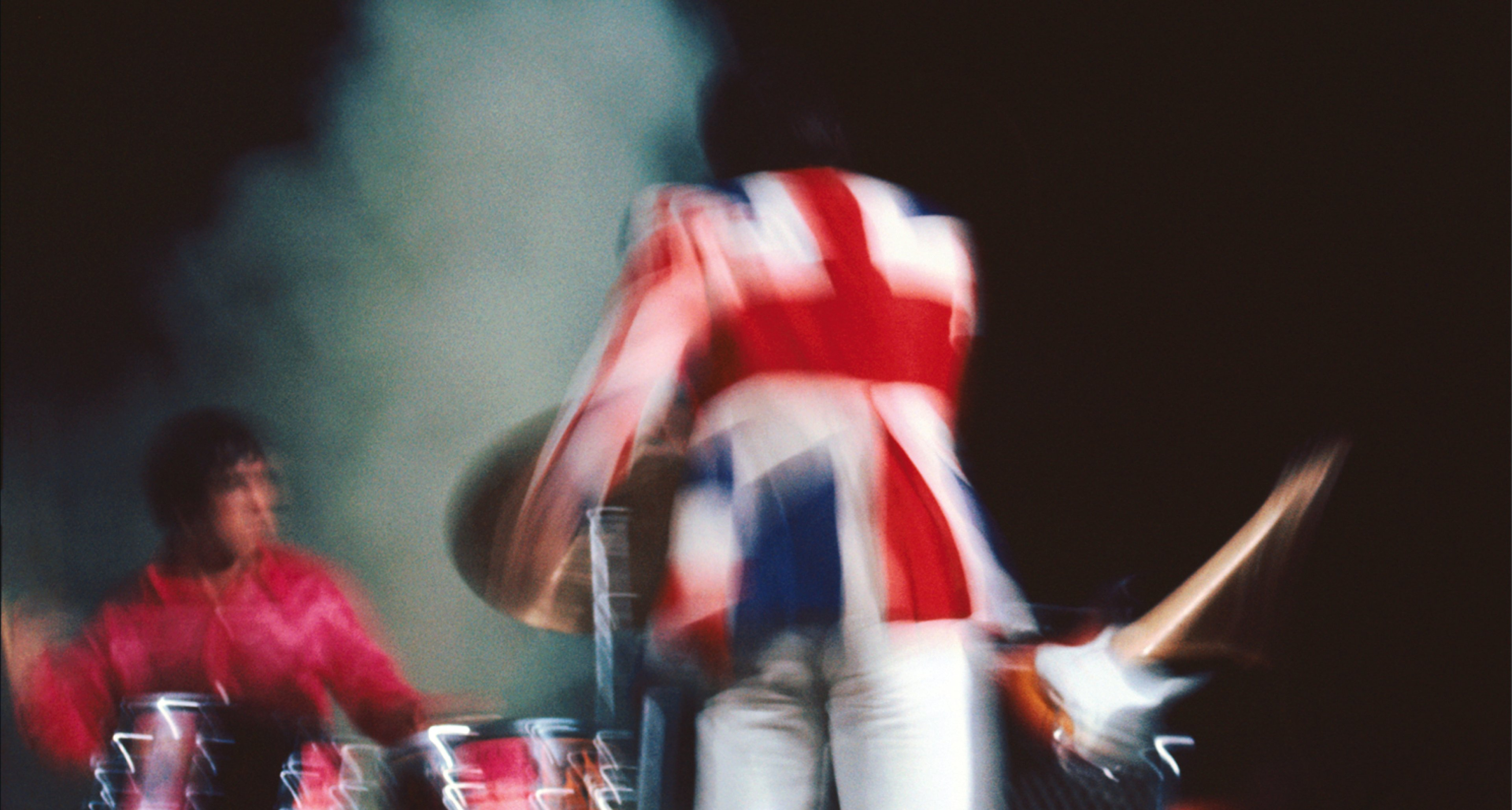 Rule Britannia - Pete Townshend on stage