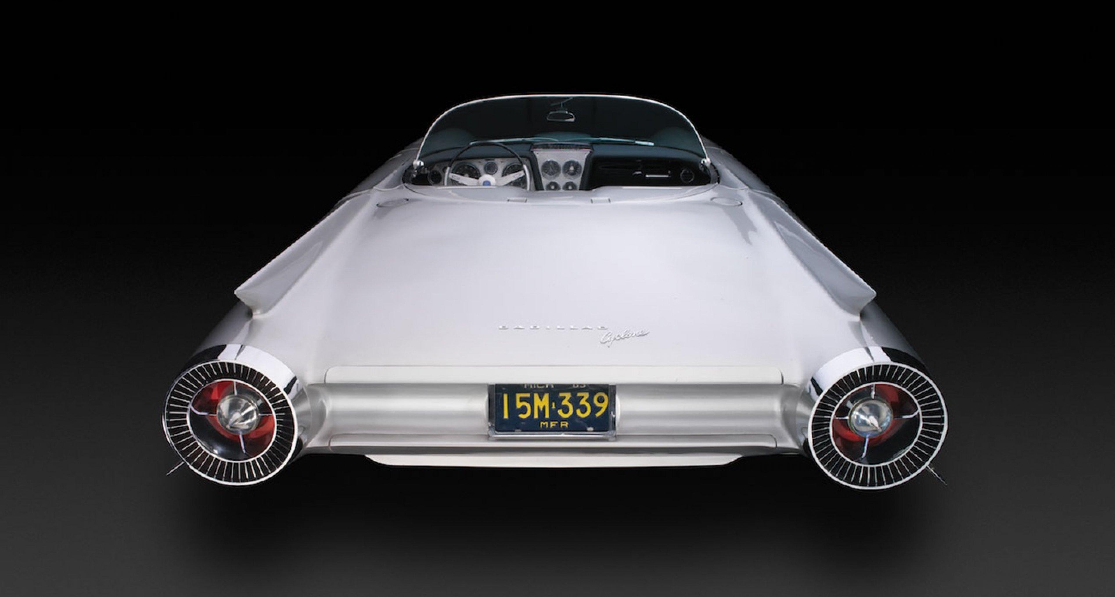 Cadillac Cyclone.