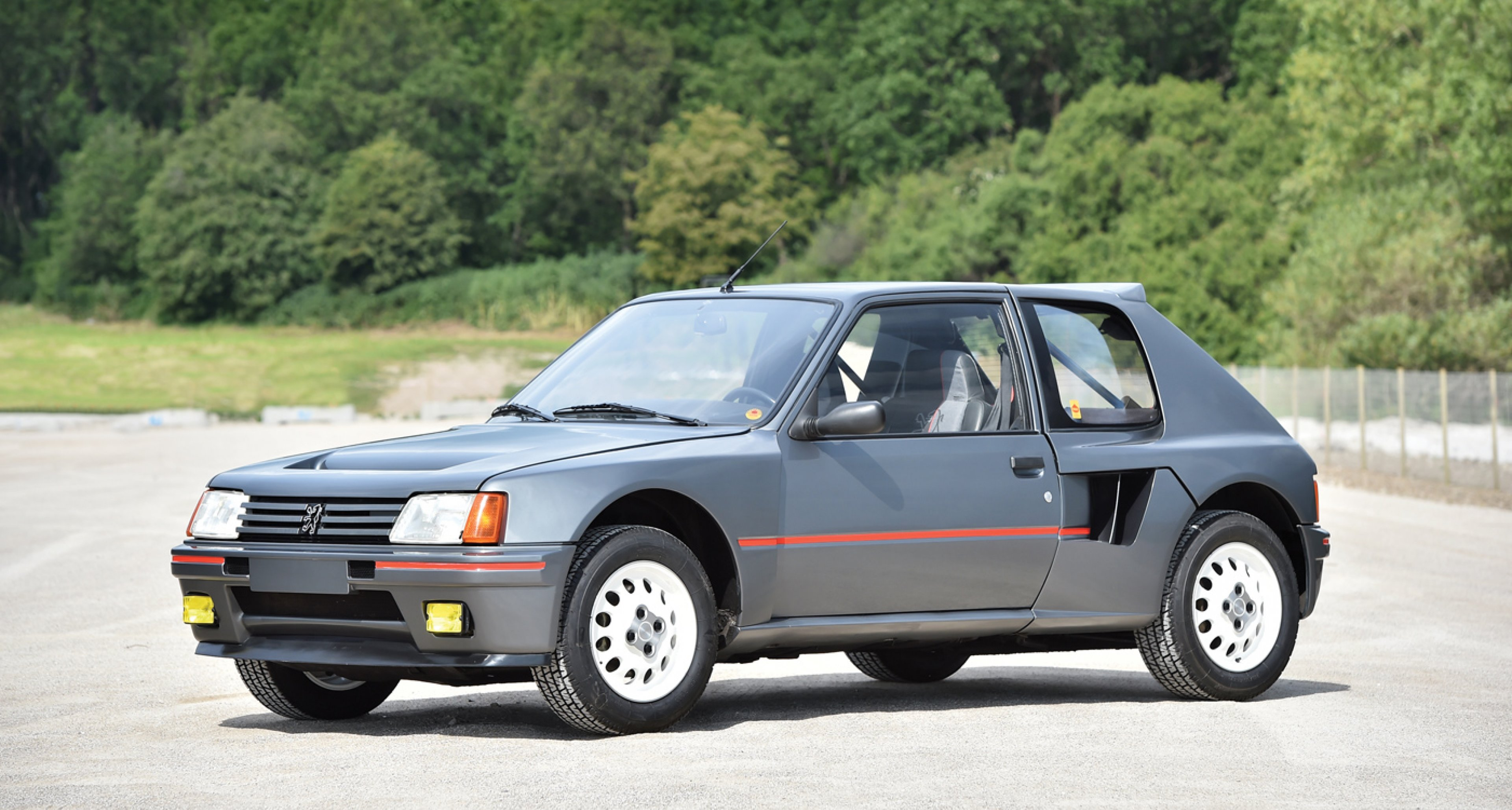 the peugeot 205 t16 will make you feel like a group b god classic driver magazine. Black Bedroom Furniture Sets. Home Design Ideas