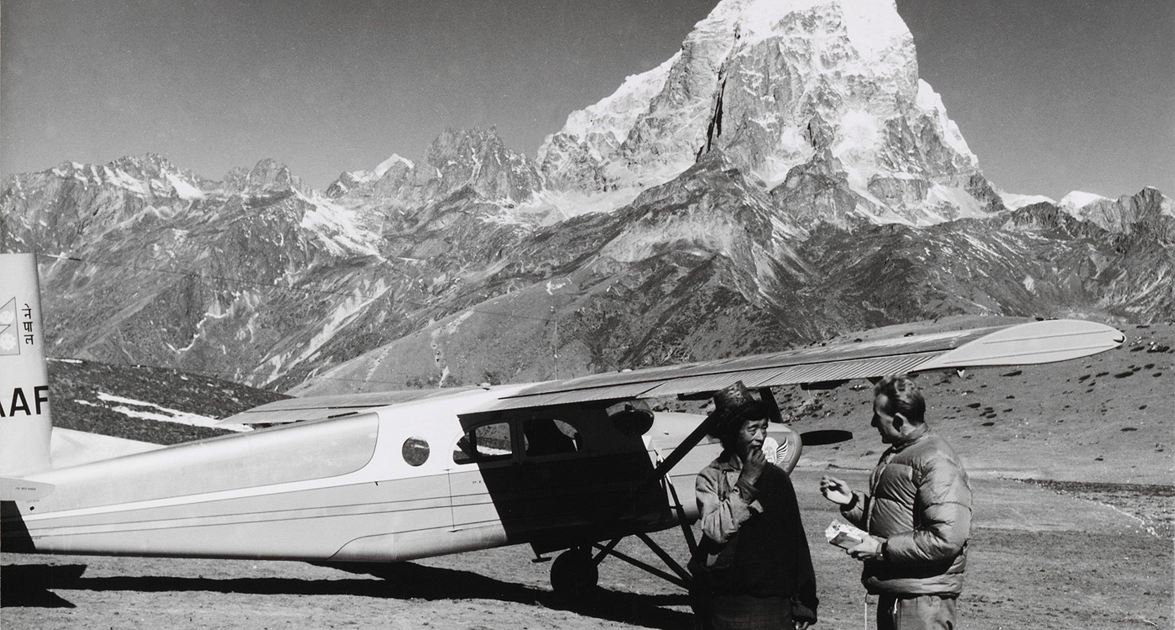 PC-6 Nepal Mount Everest