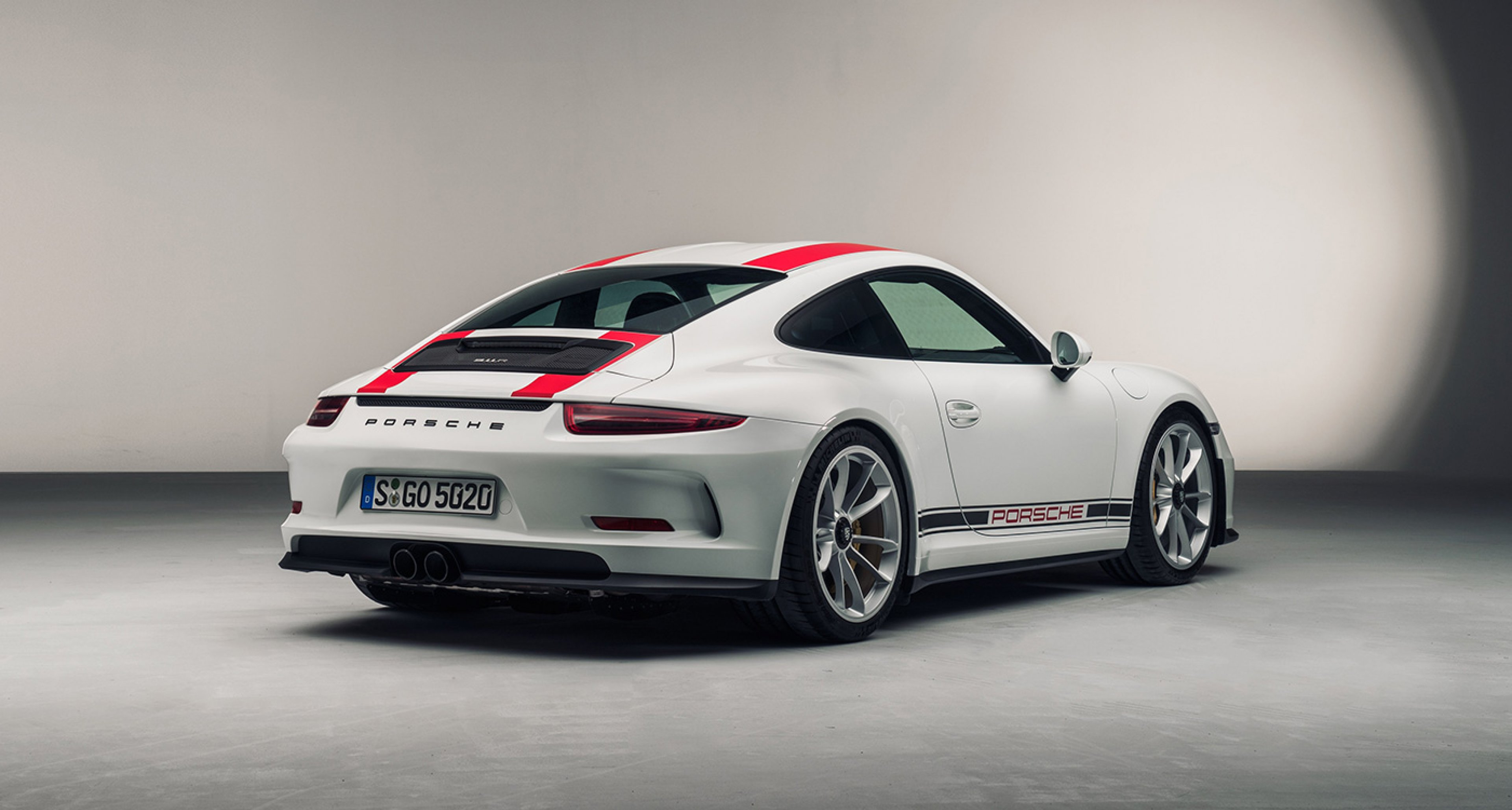 Porsche's back-to-basics 911 R is the gentleman's GT3 | Clic ... on