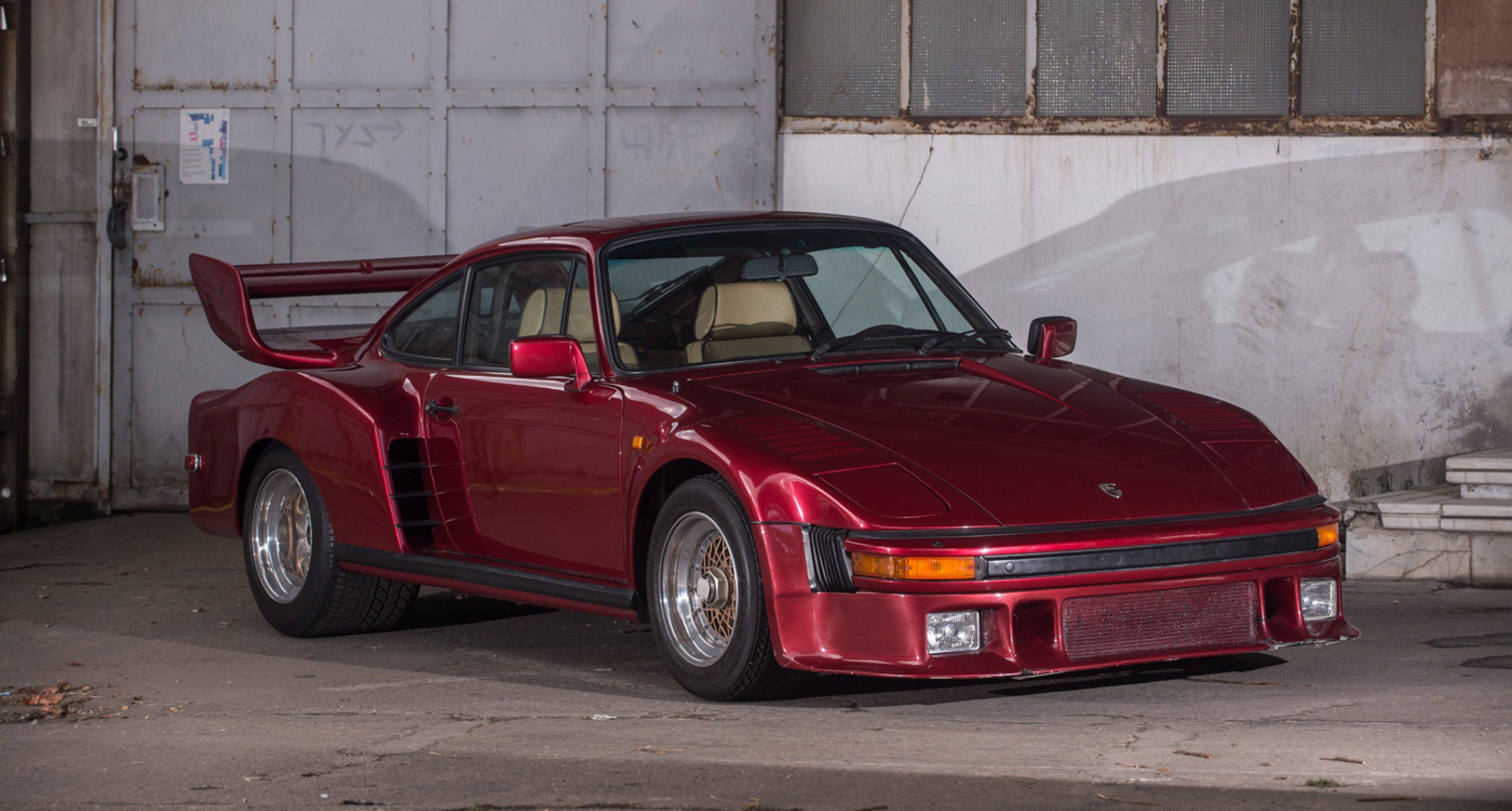 Porsche 935 street