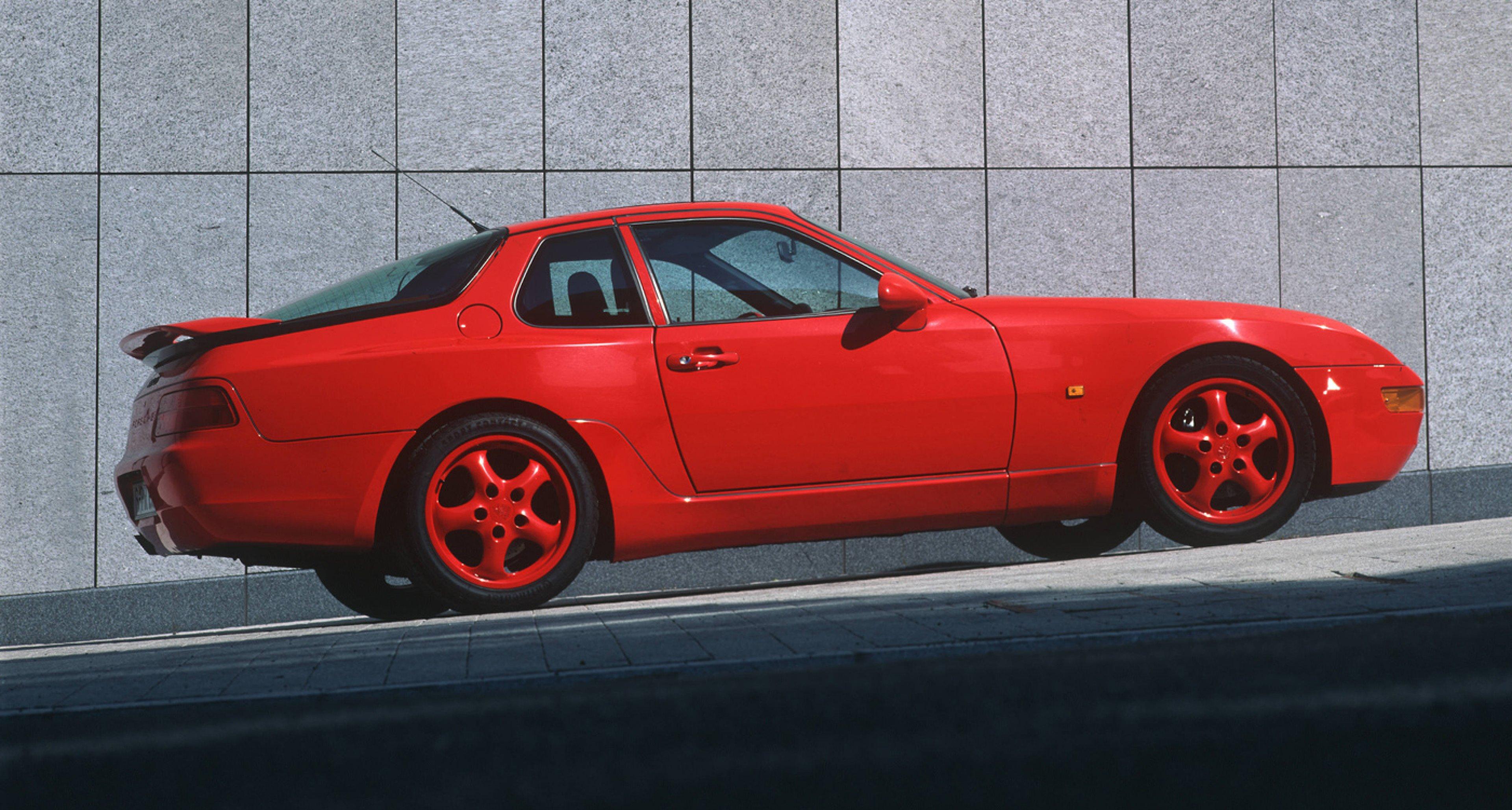 Porsche 968 CS