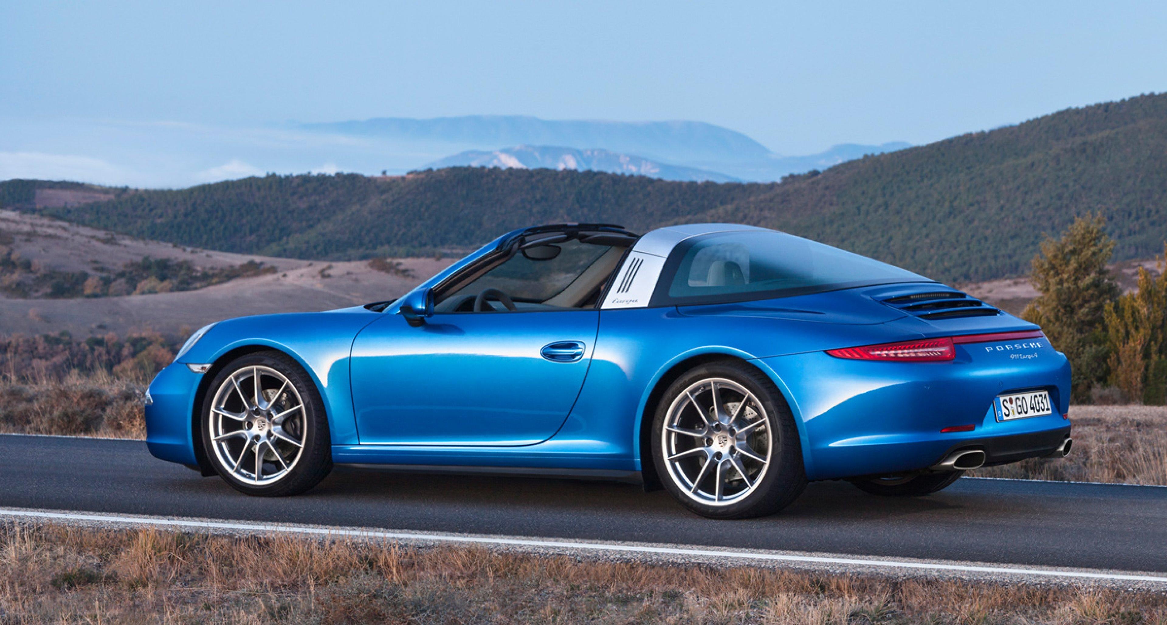 Porsche 911 Targa: Dramatic debut of a modern classic | Classic ...