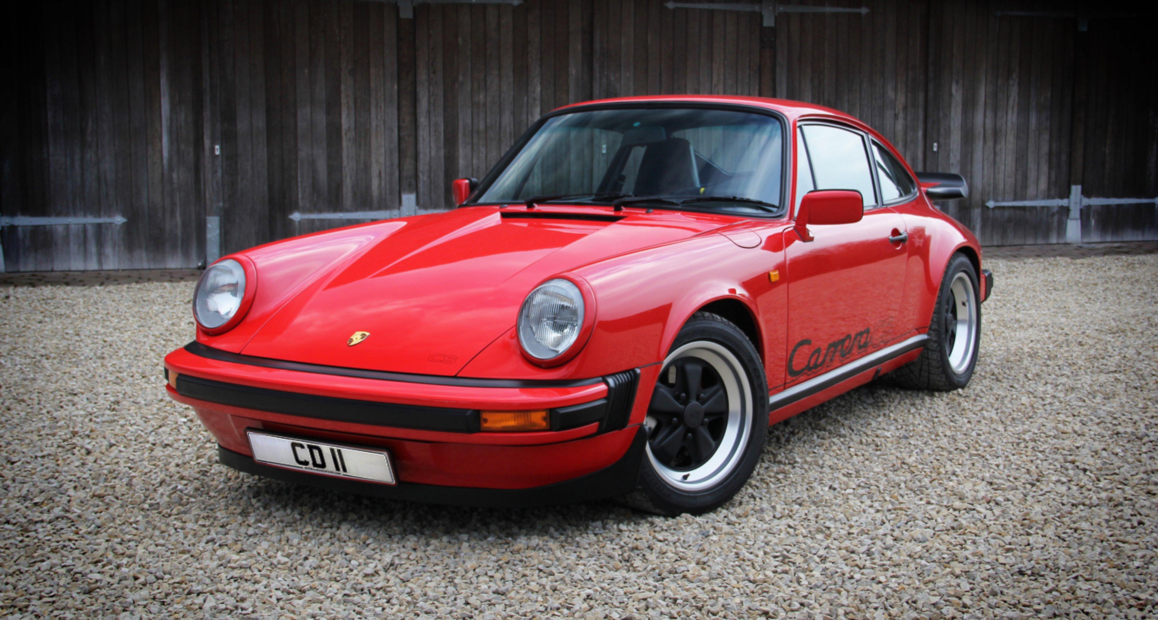Porsche 911 Carrera CS The lost gentleman