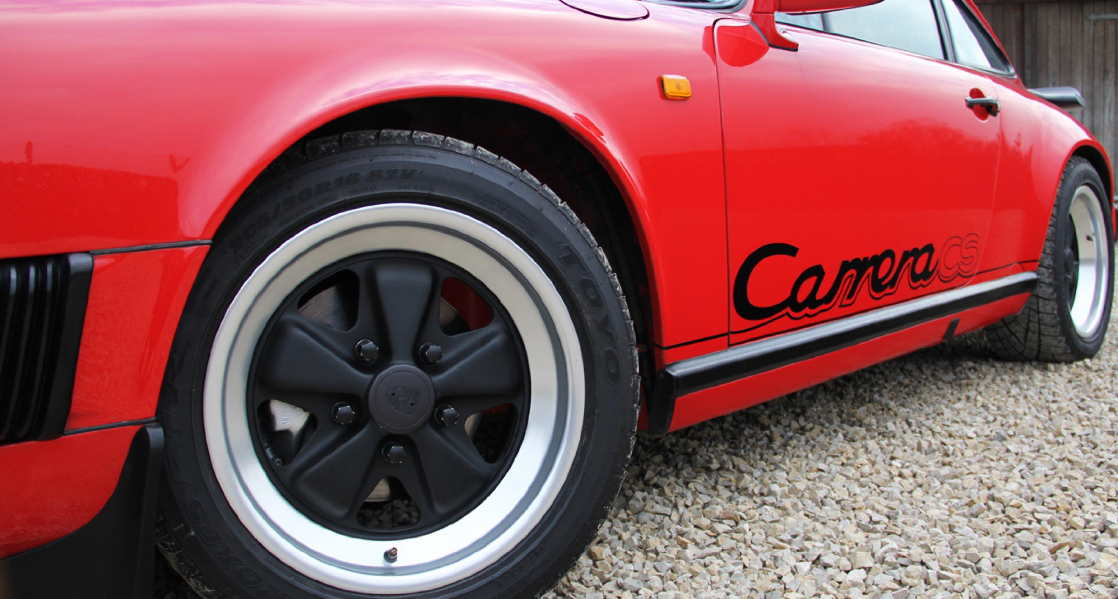 Porsche 911 Carrera CS