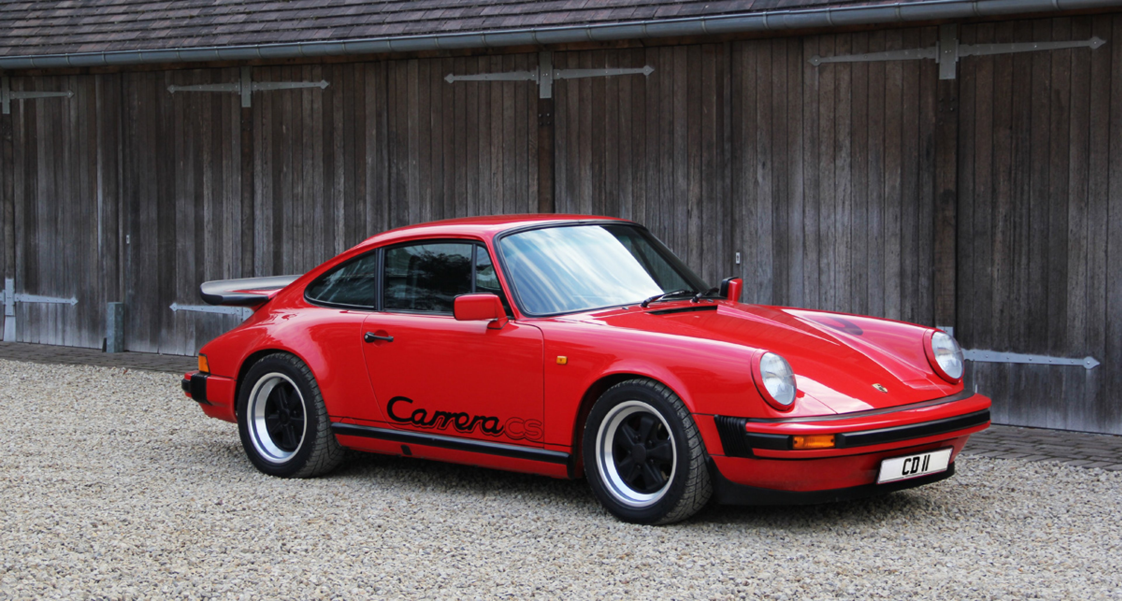 Porsche 911 Carrera CS The lost gentleman