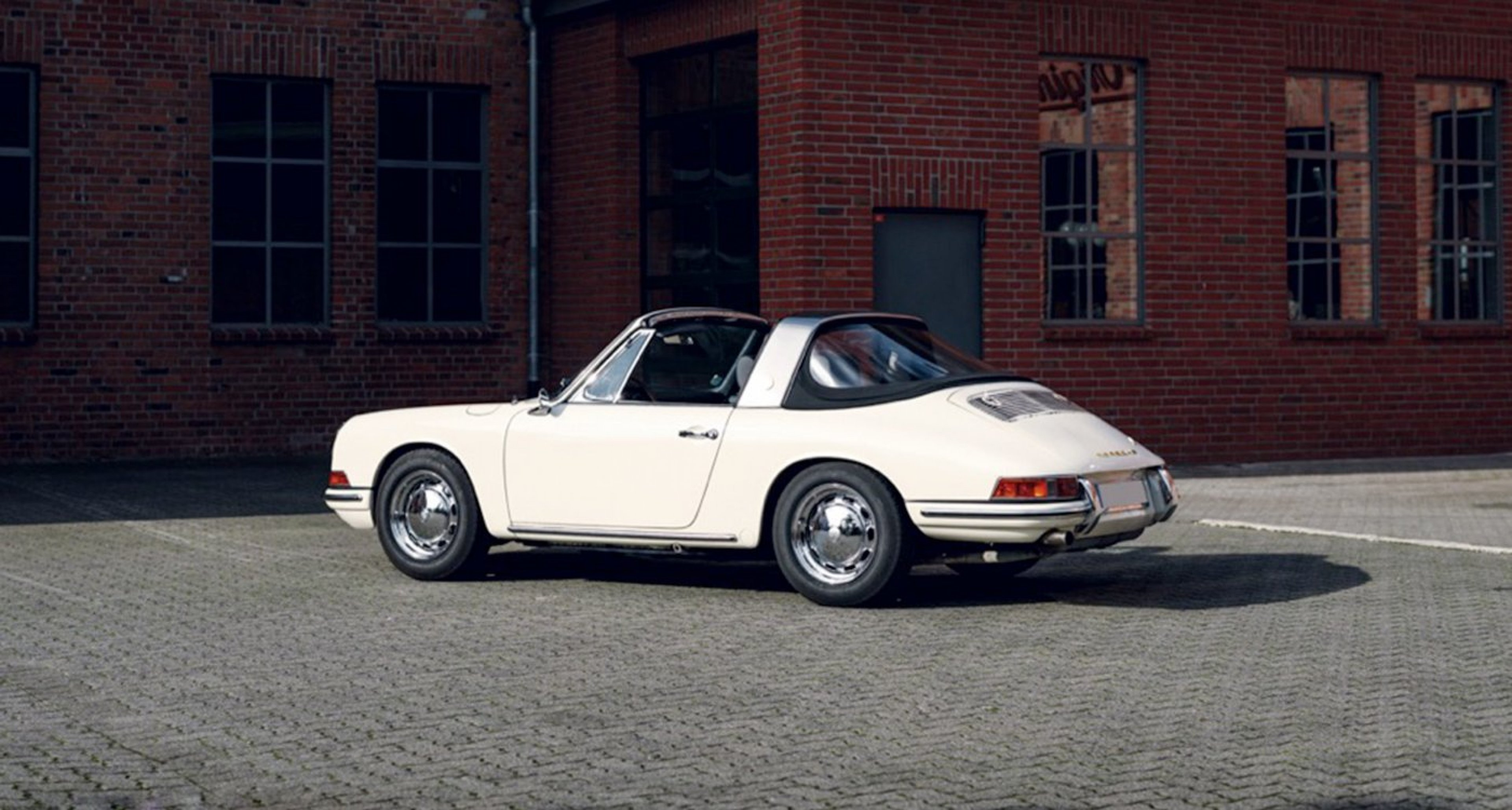 This Was The Very Porsche 911 That Kindled The Targa Legend Classic Driver Magazine