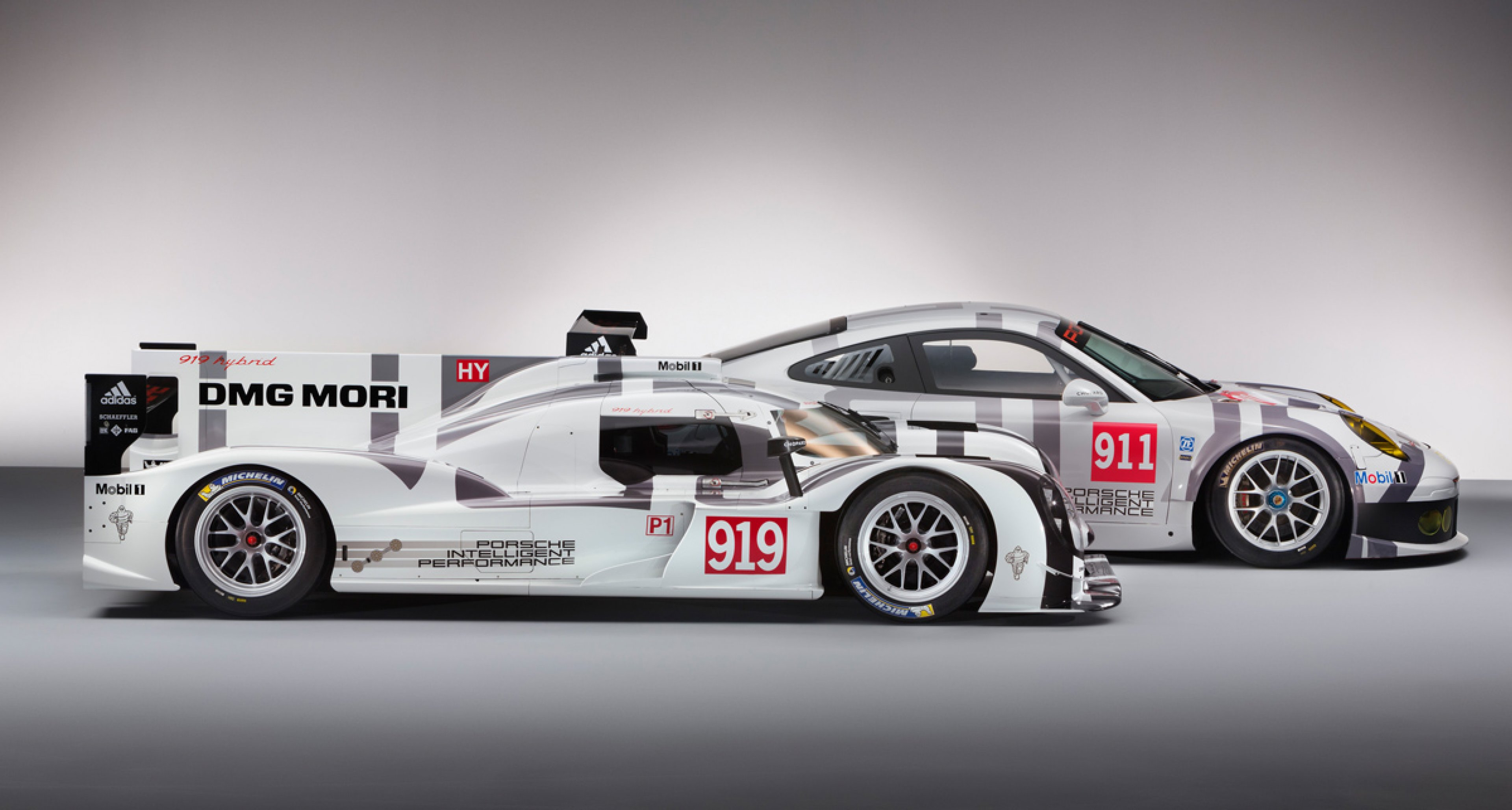 Porsche 919 Hybrid stands ready for Le Mans | Classic Driver Magazine