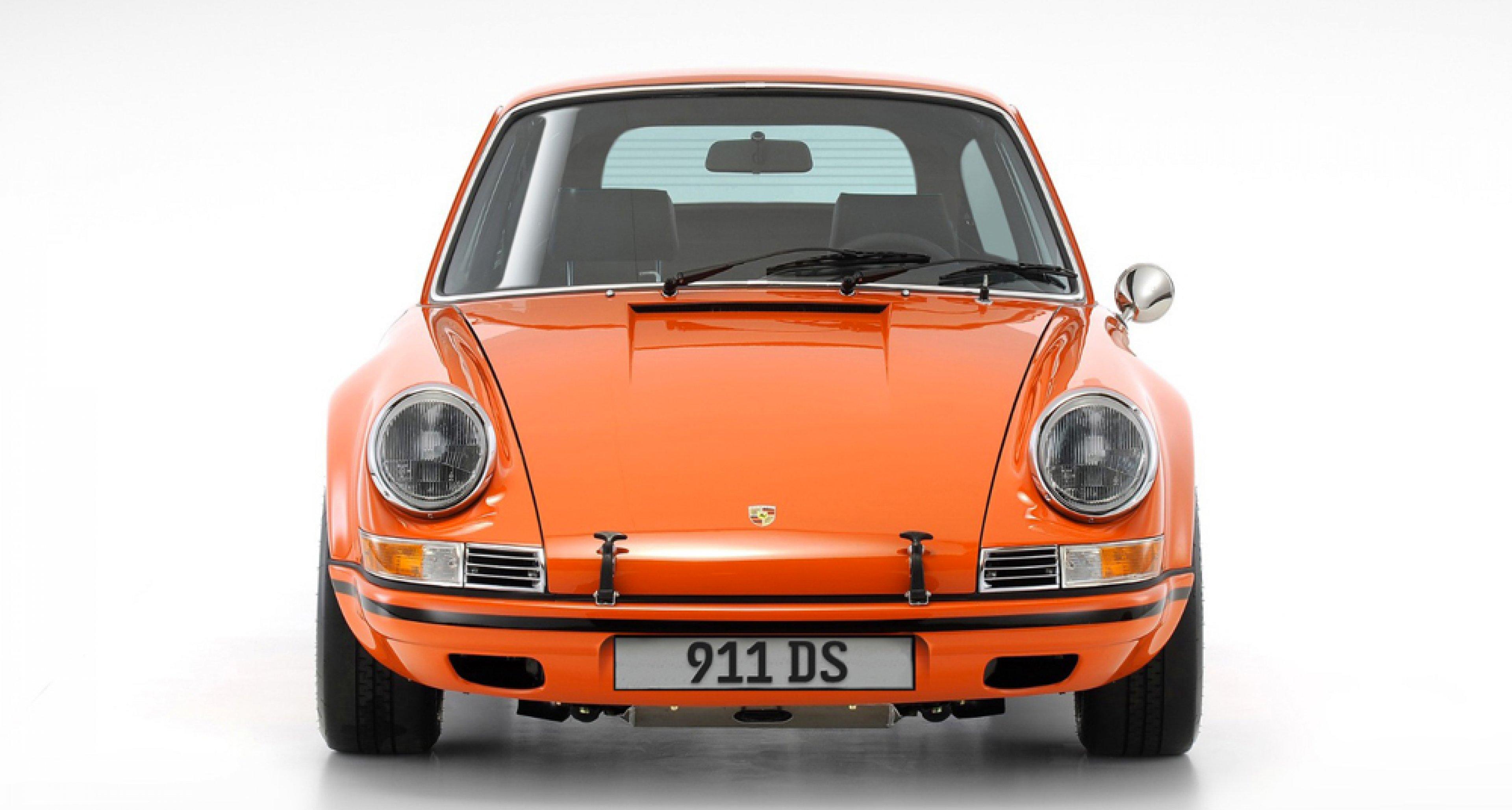 Porsche Citroën 911 DS - the perfect car?