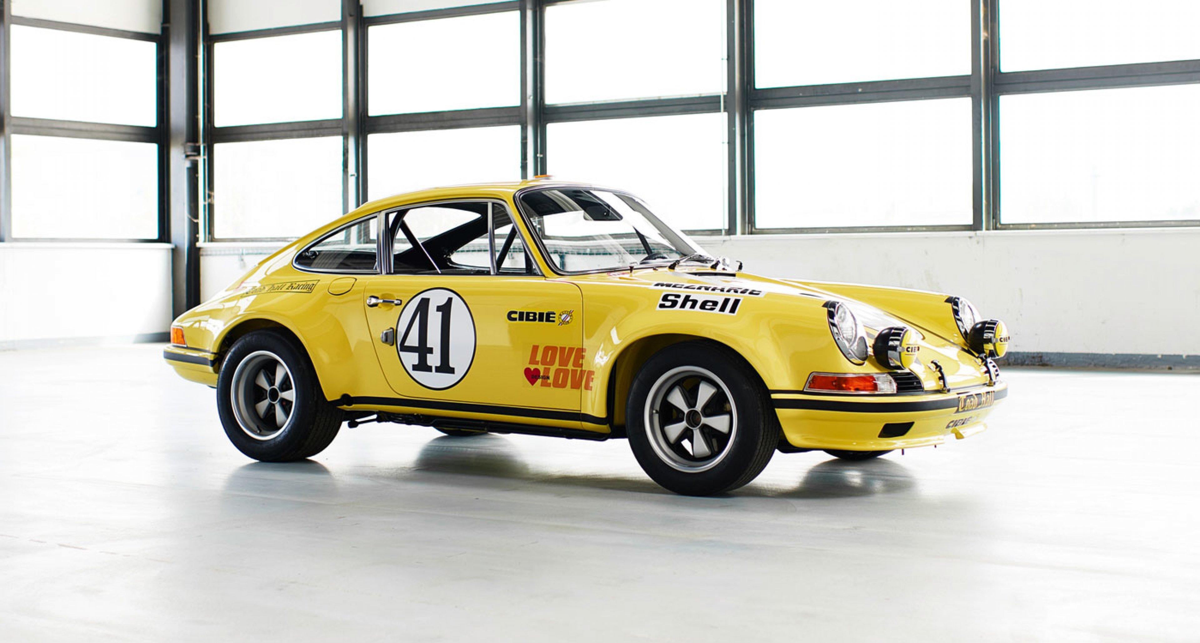 Classic Driver...