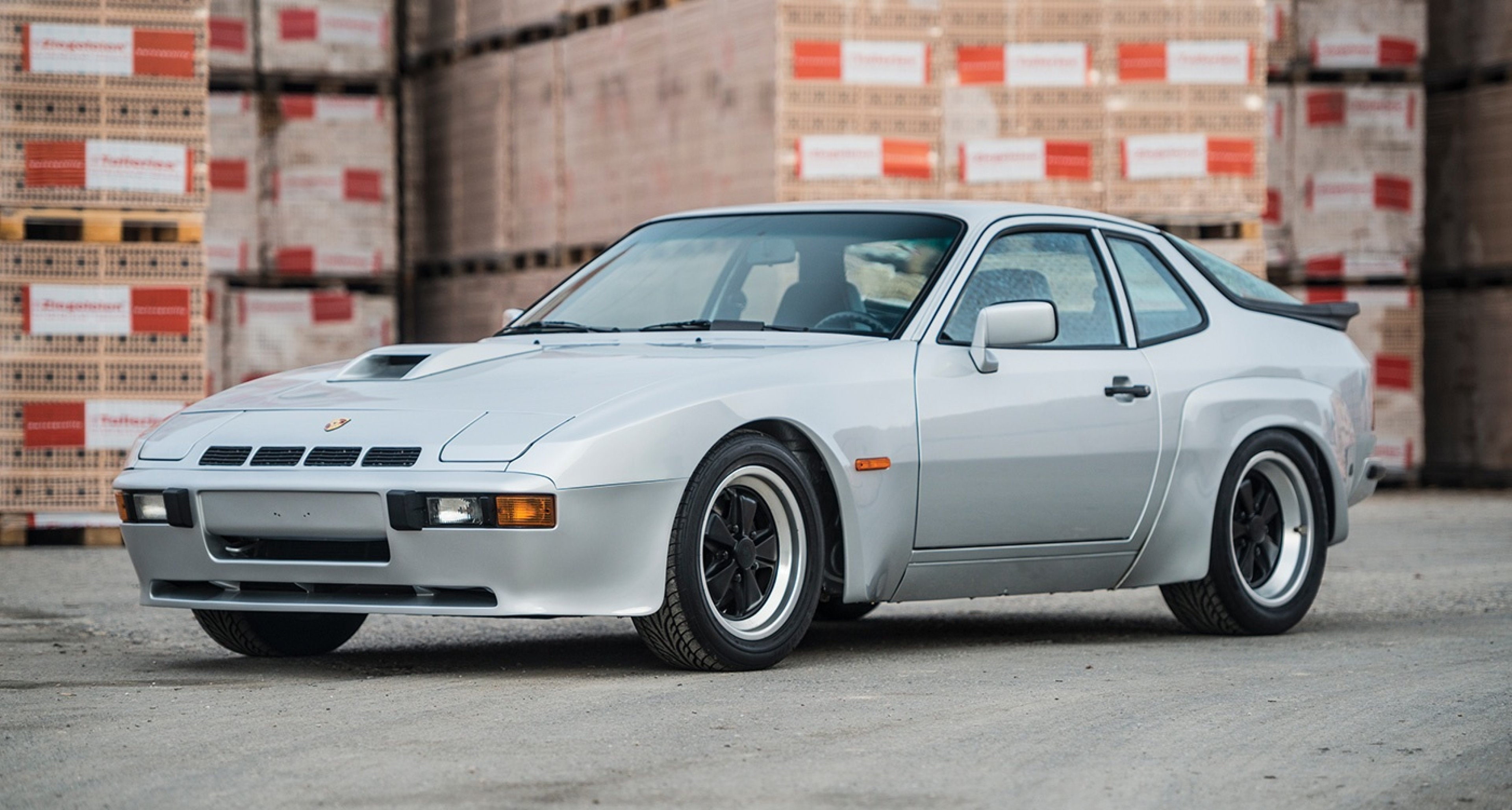Considering a front-engined classic Porsche? You better be
