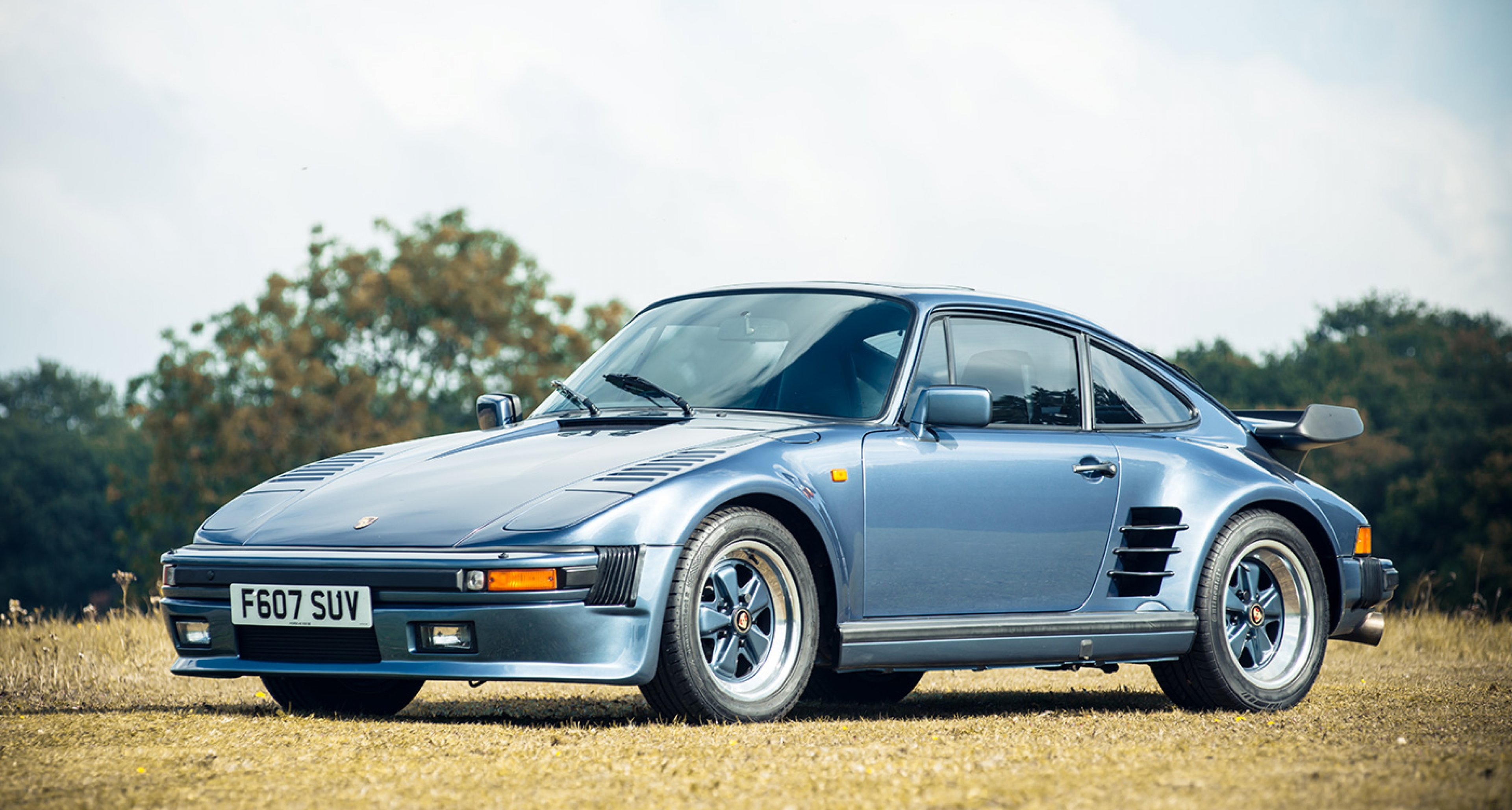 The First And Last Rhd Porsche 911 Turbo Flatnoses To Be Sold At Silverstone Classic Driver Magazine